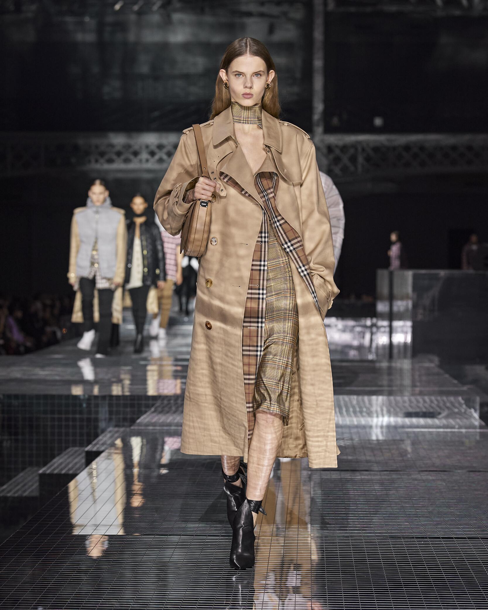 Fashion Week 2020 Catwalk Burberry