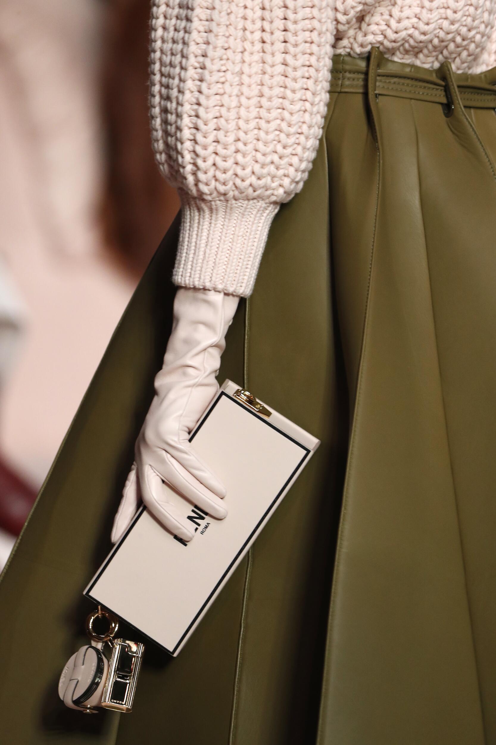 Fendi Bag Winter 2020 Collection Milan Fashion Week