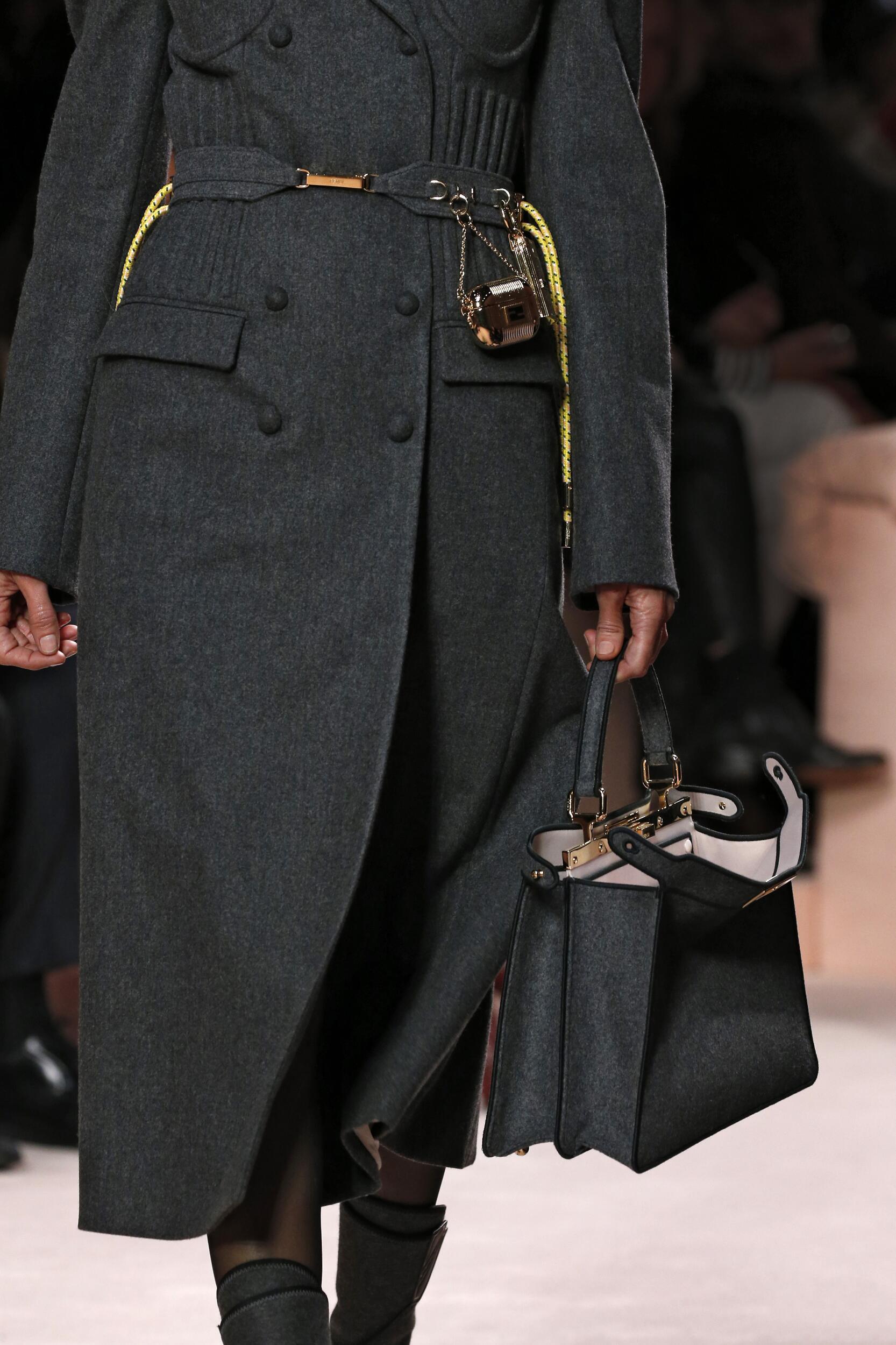 Fendi Fall Womenswear 2020 Detail