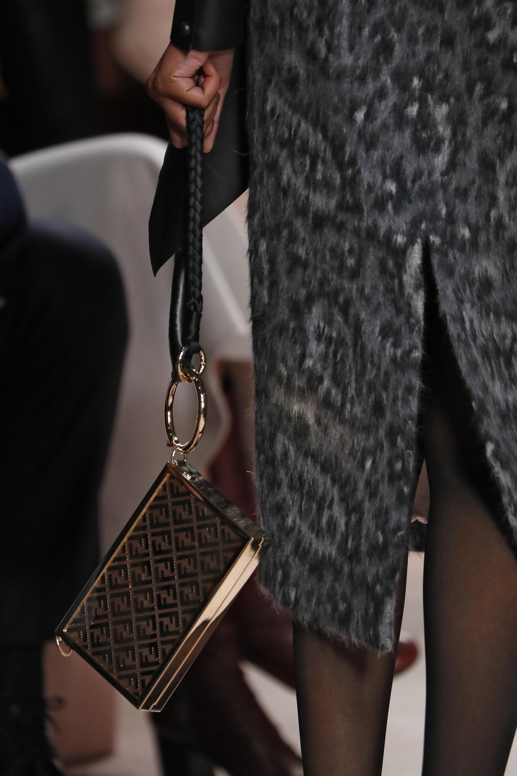 Fendi Handbag Womenswear 2020 21
