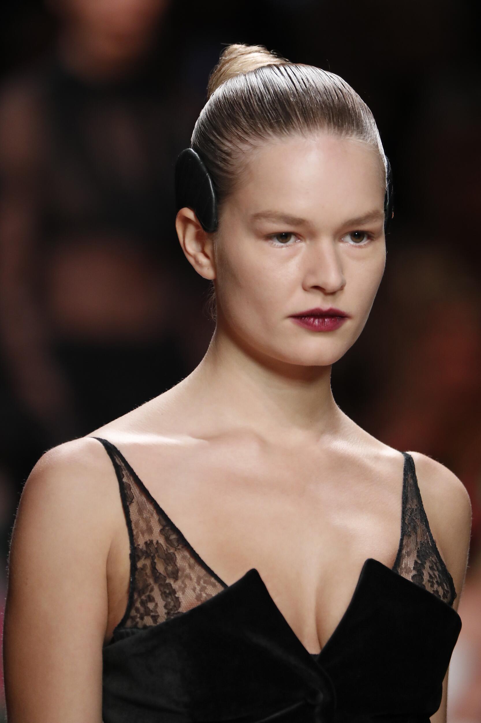 Fendi Model Portrait