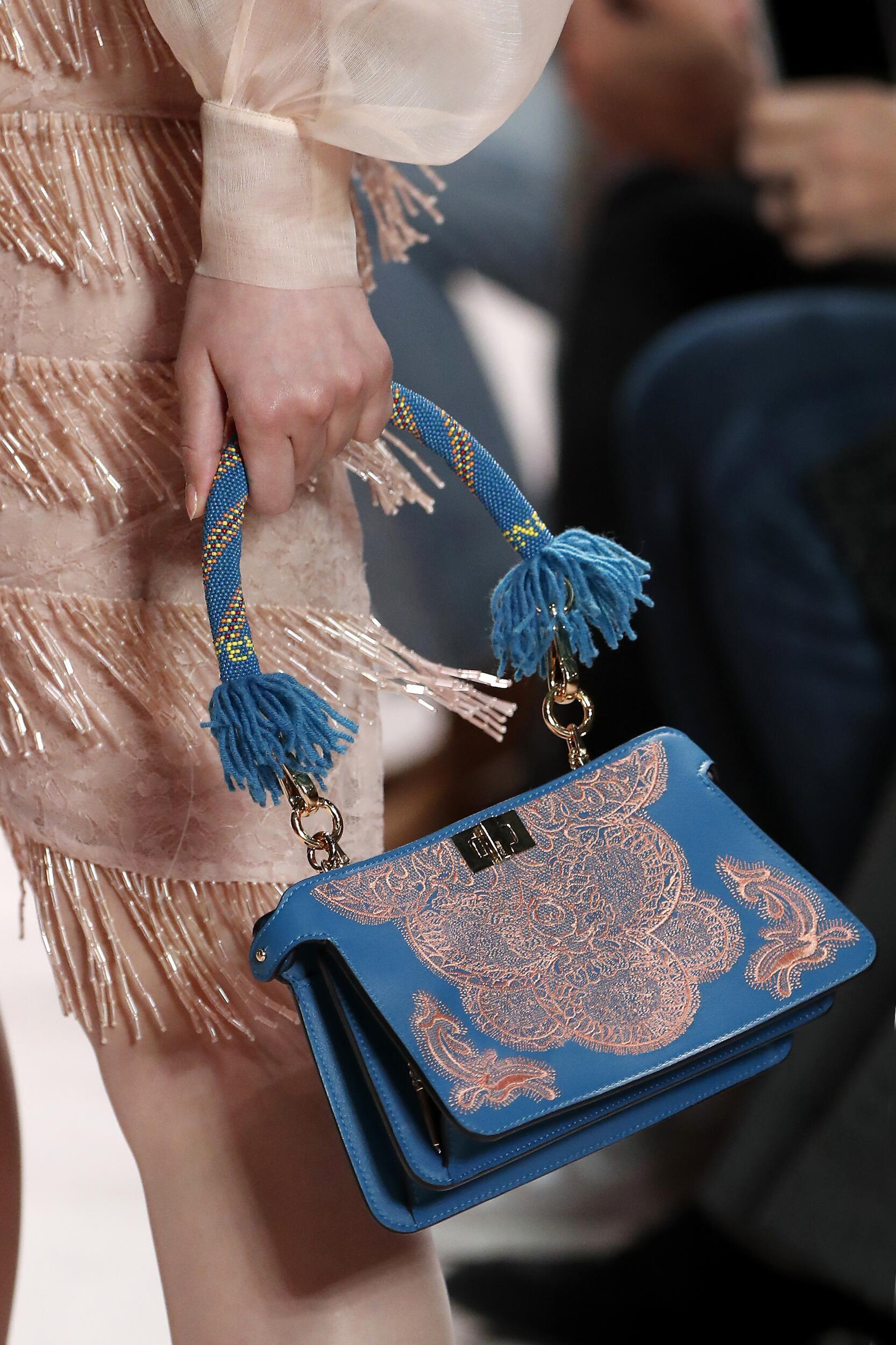 Fendi Womenswear Bag Detail 2020 21