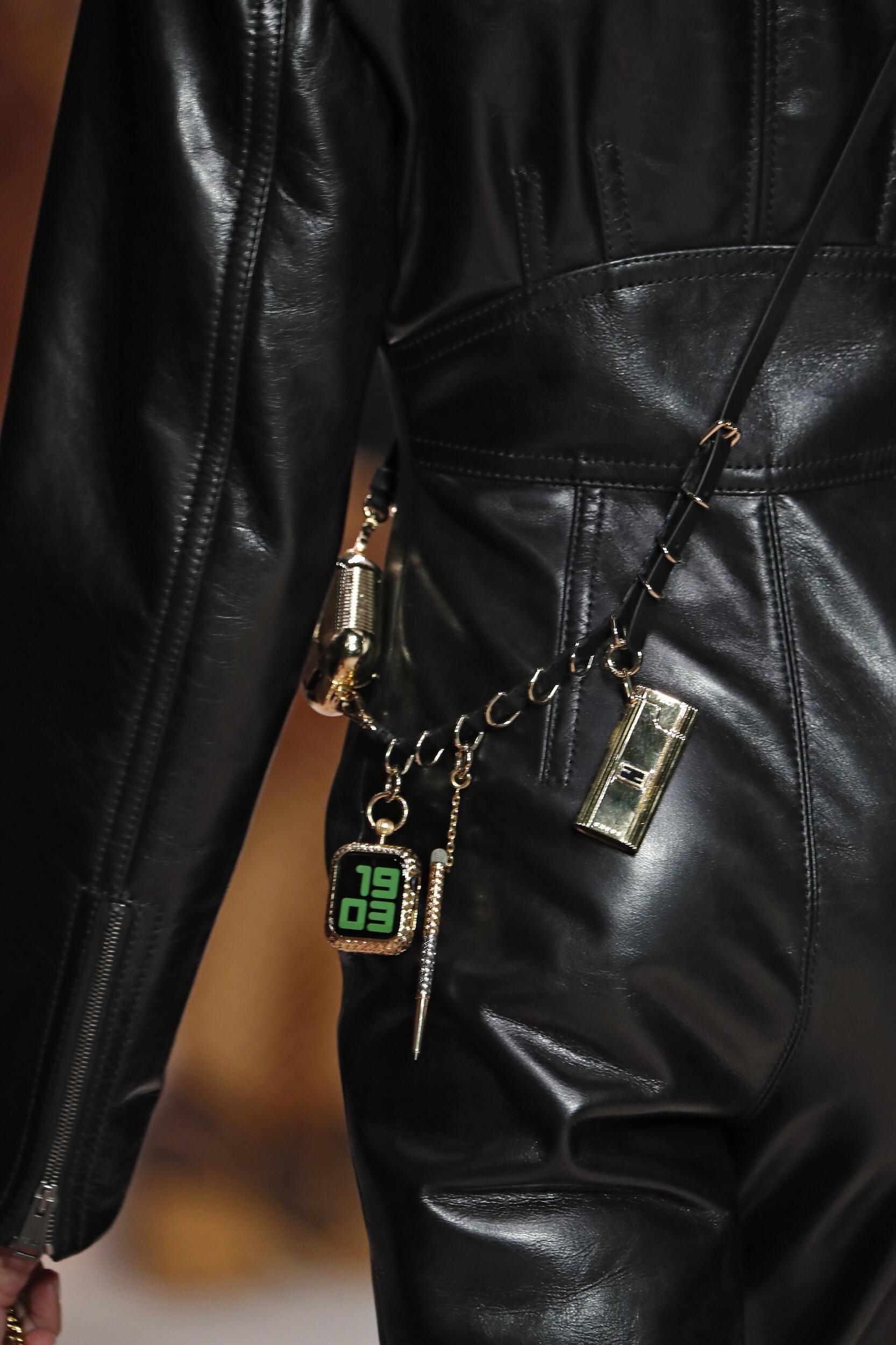 Fendi Womenswear Detail 2020 21