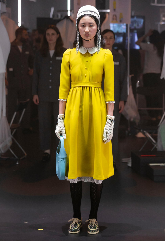Gucci Fall Winter 2020 Women's Collection Milan Fashion Week