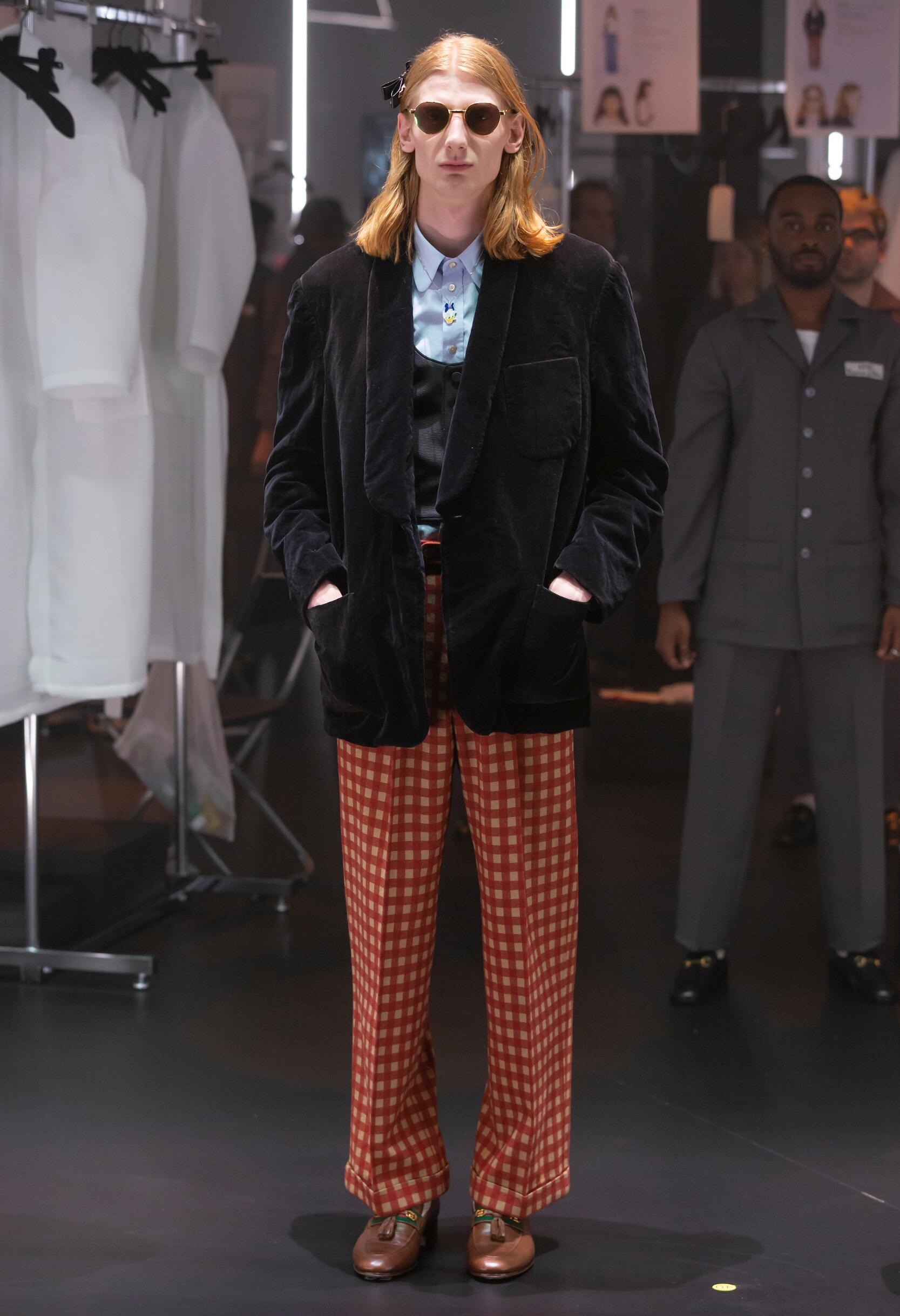 Gucci Menswear Collection Trends