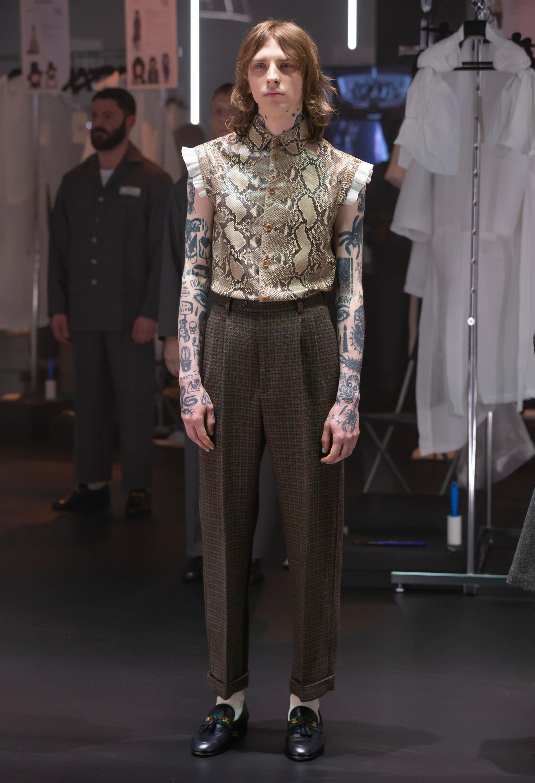 Gucci Menswear