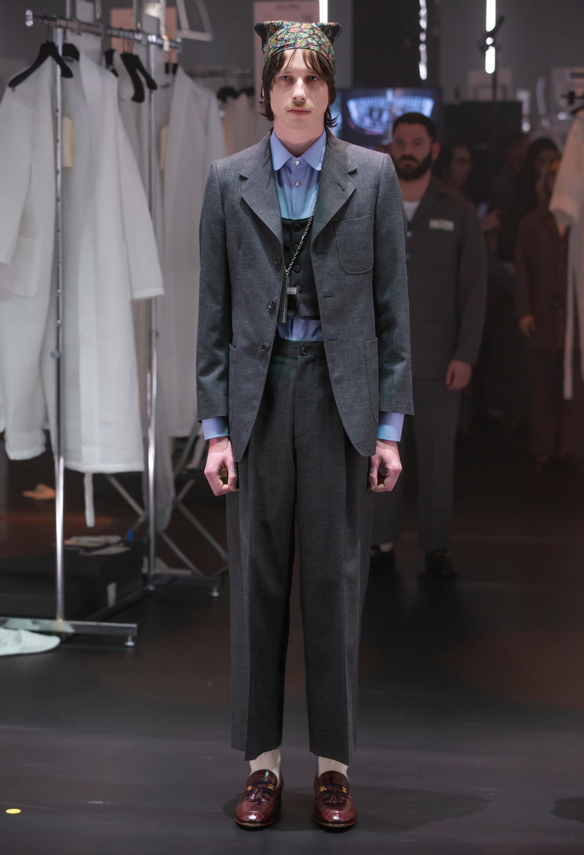 Gucci Milan Fashion Week Menswear Trends