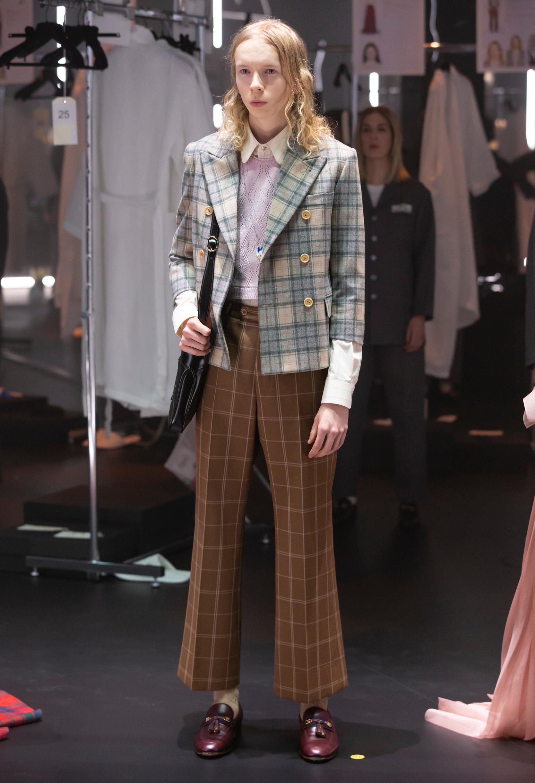 Gucci Winter 2020 Catwalk