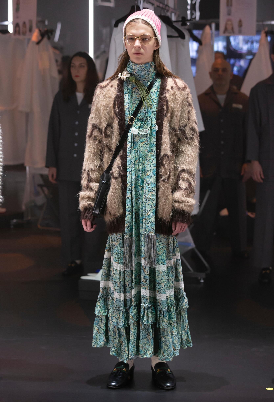 Gucci Woman Style