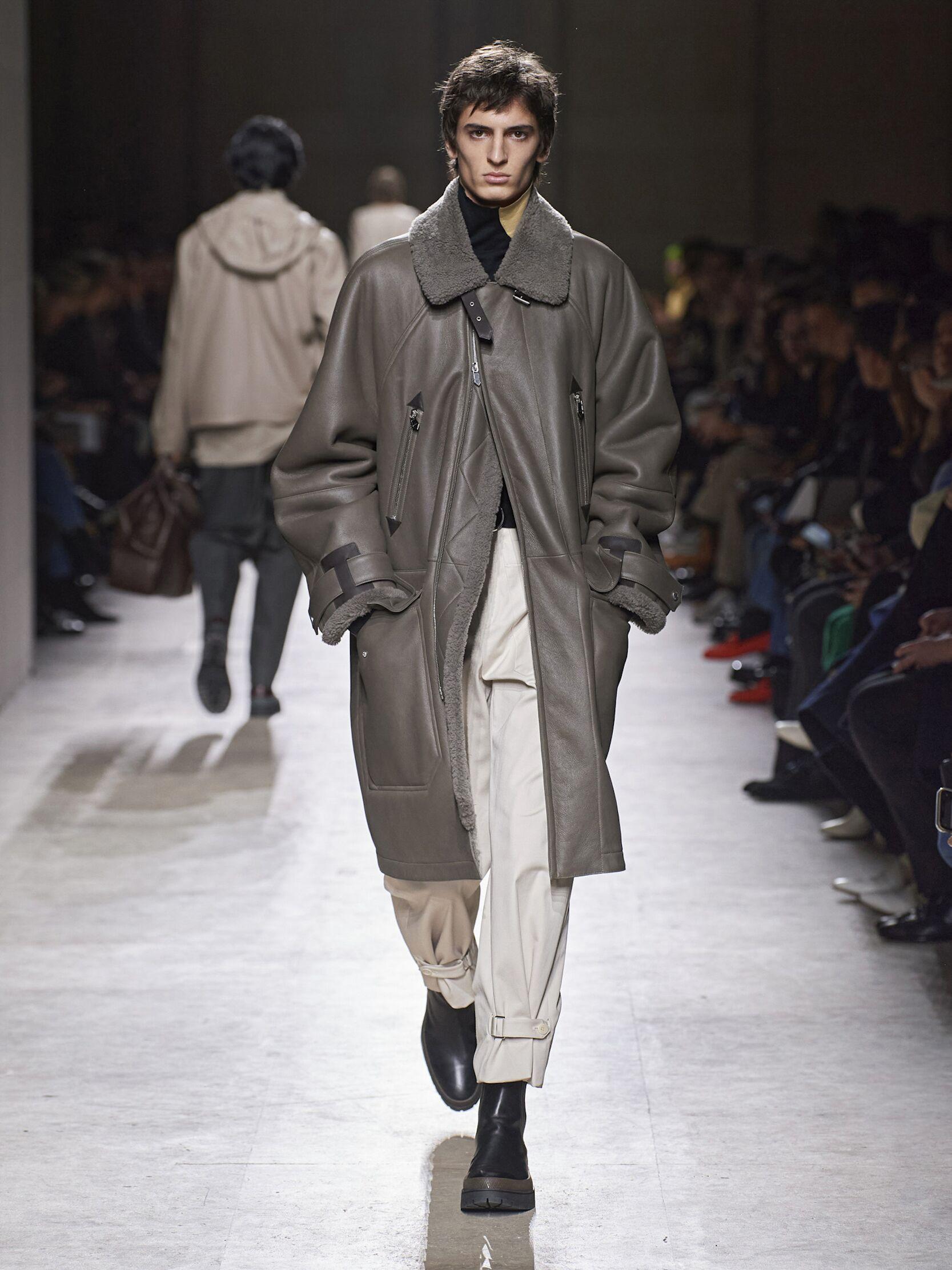 Hermès FW 2020 Menswear