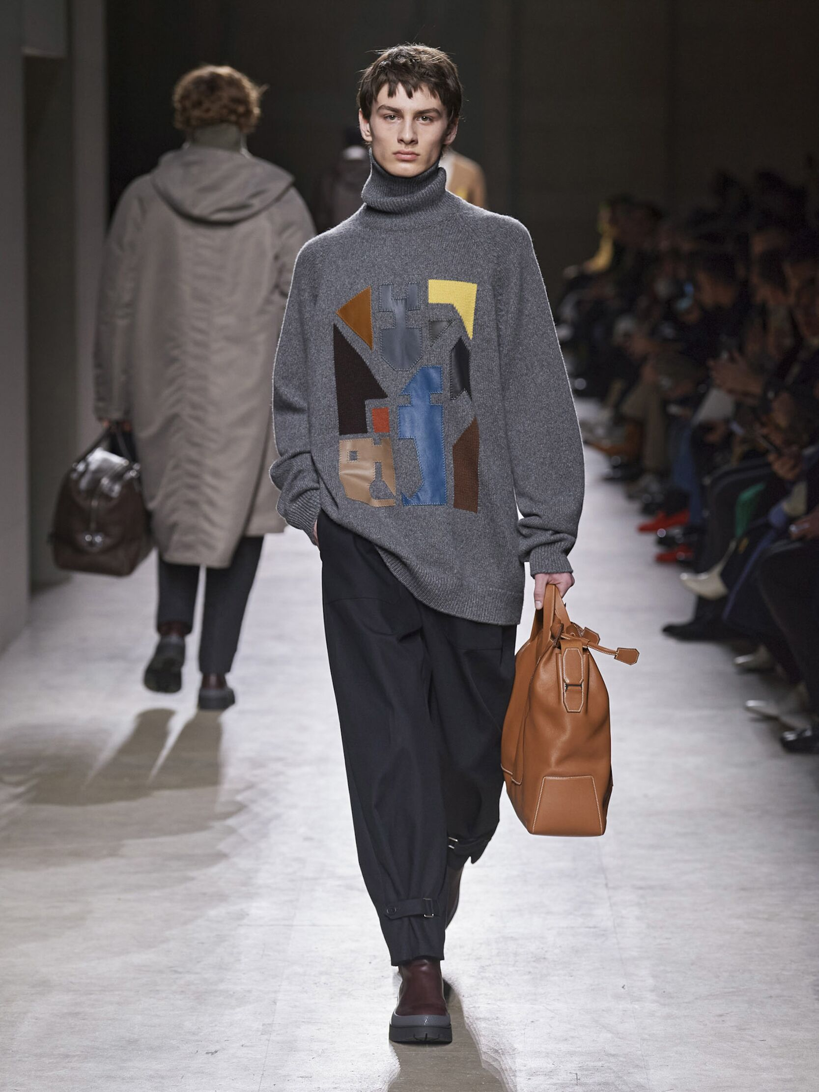 Hermès Fall 2020 Catwalk