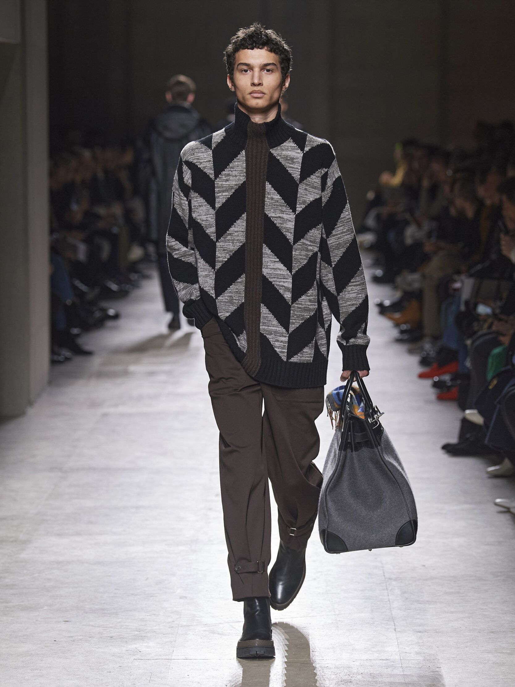 Hermès Fall Winter 2020 Mens Collection Paris Fashion Week