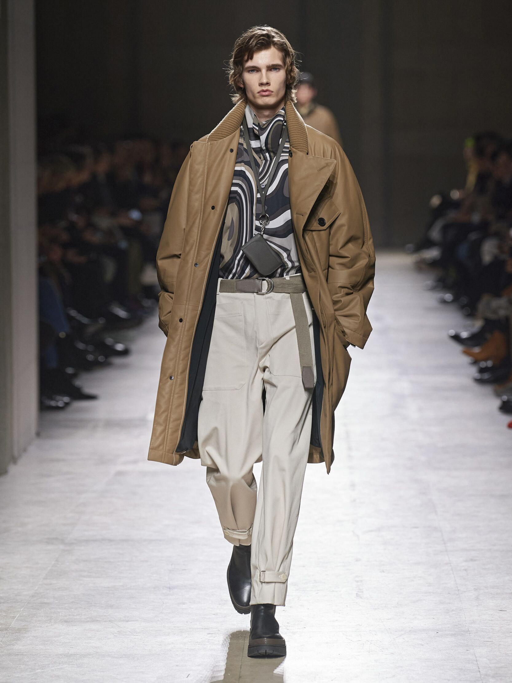 Hermès Fashion Show FW 2020