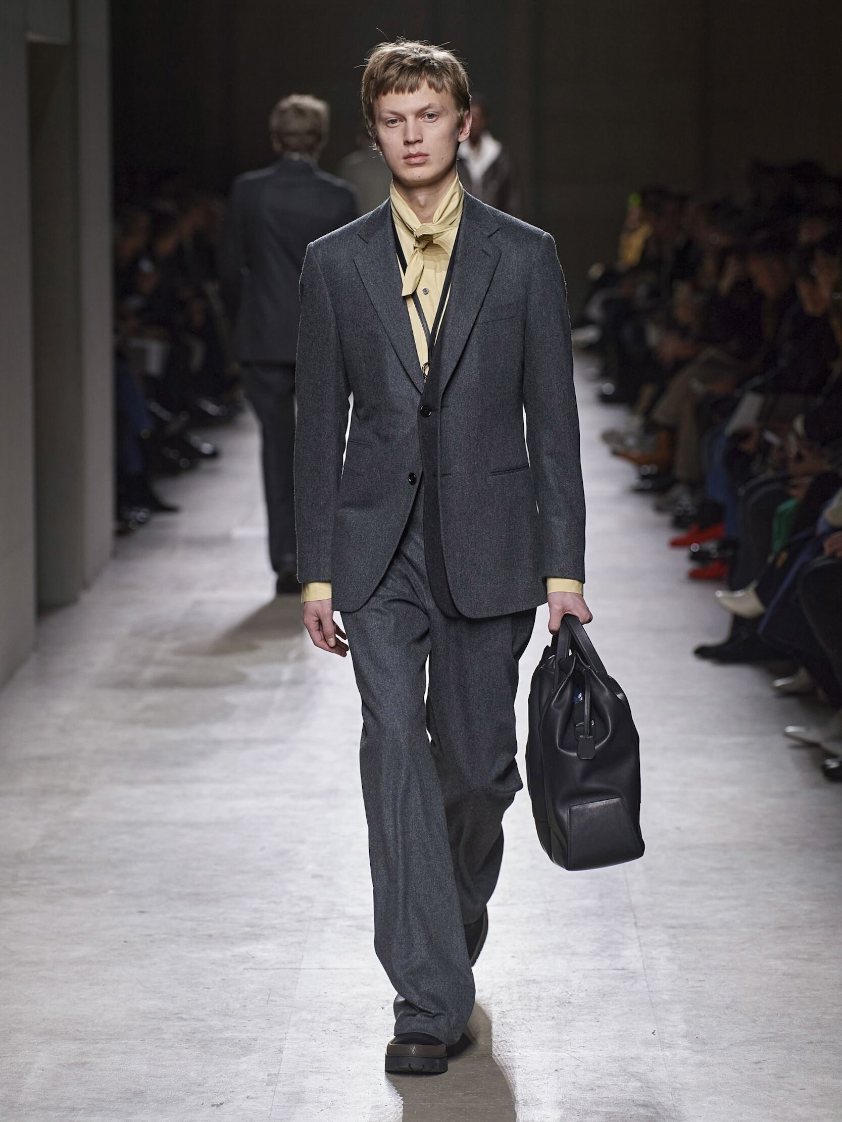 Hermès Menswear Fashion Show