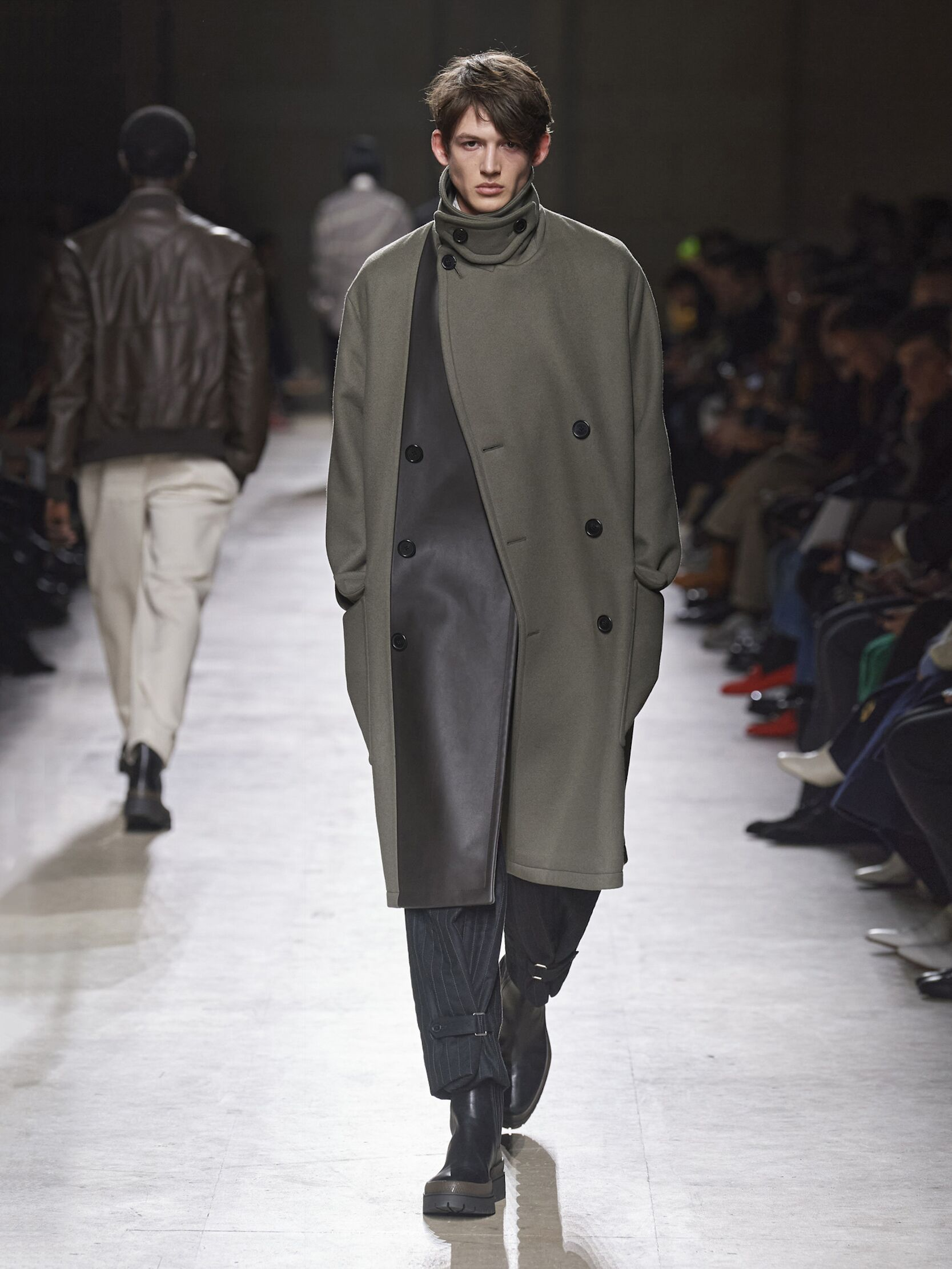 Hermès Paris Fashion Week Menswear Trends