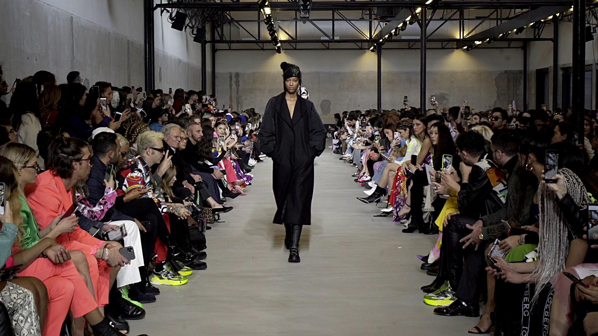 Iceberg Fall Winter 2020 Women's Fashion Show - Milan Fashion Week