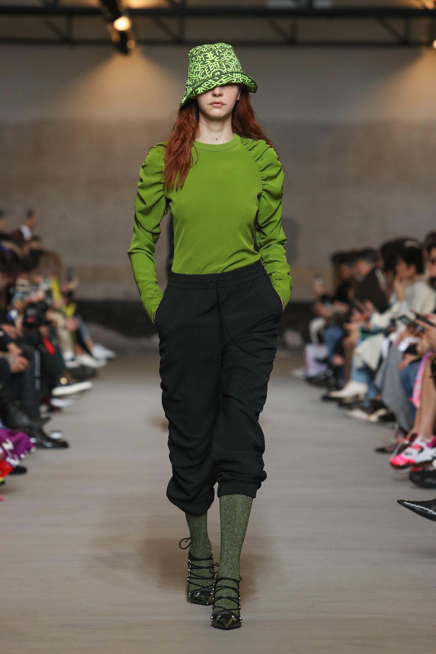 Iceberg Milan Fashion Week Womenswear Trends