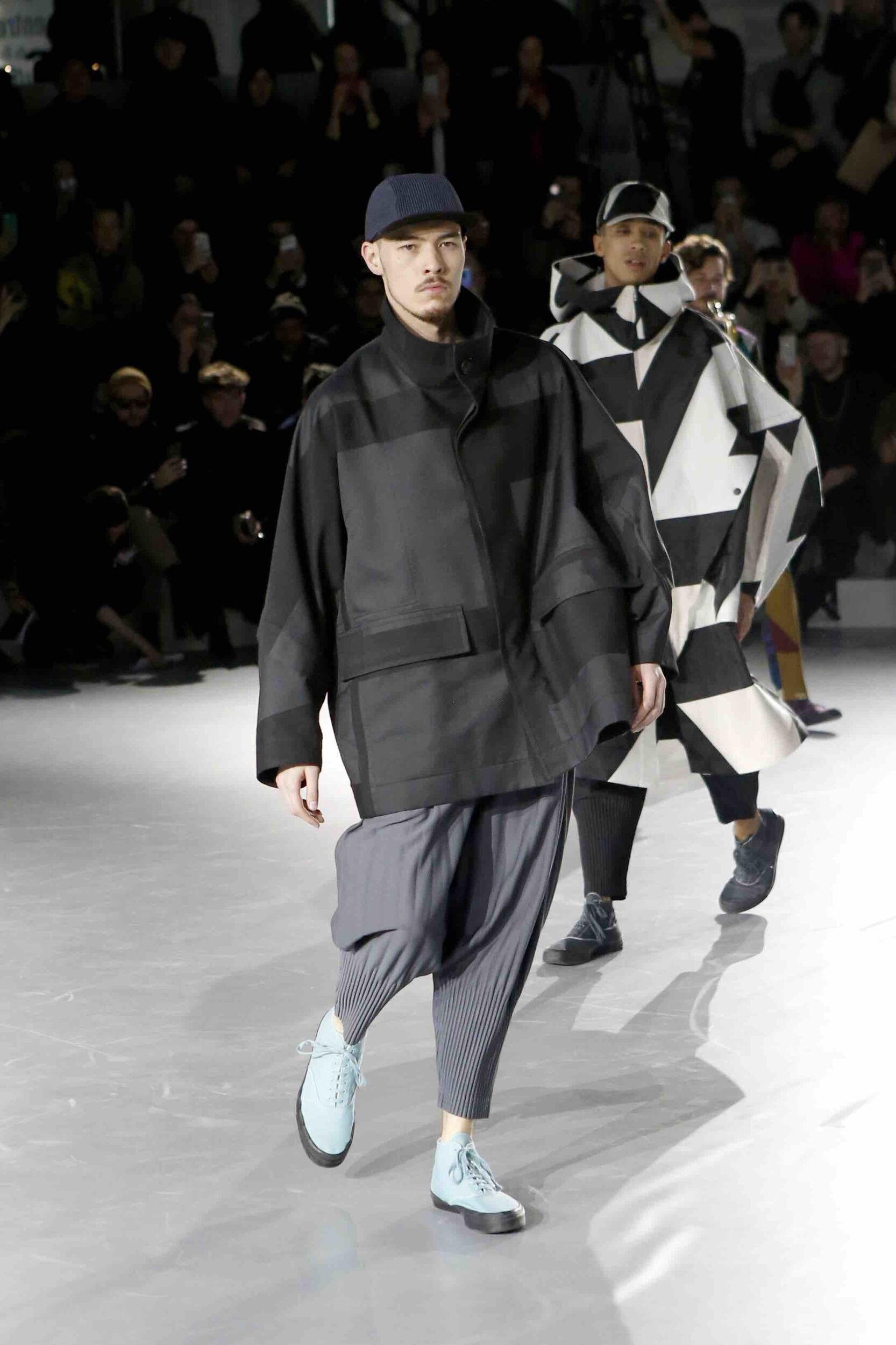 Issey Miyake Men's Collection 2020-21