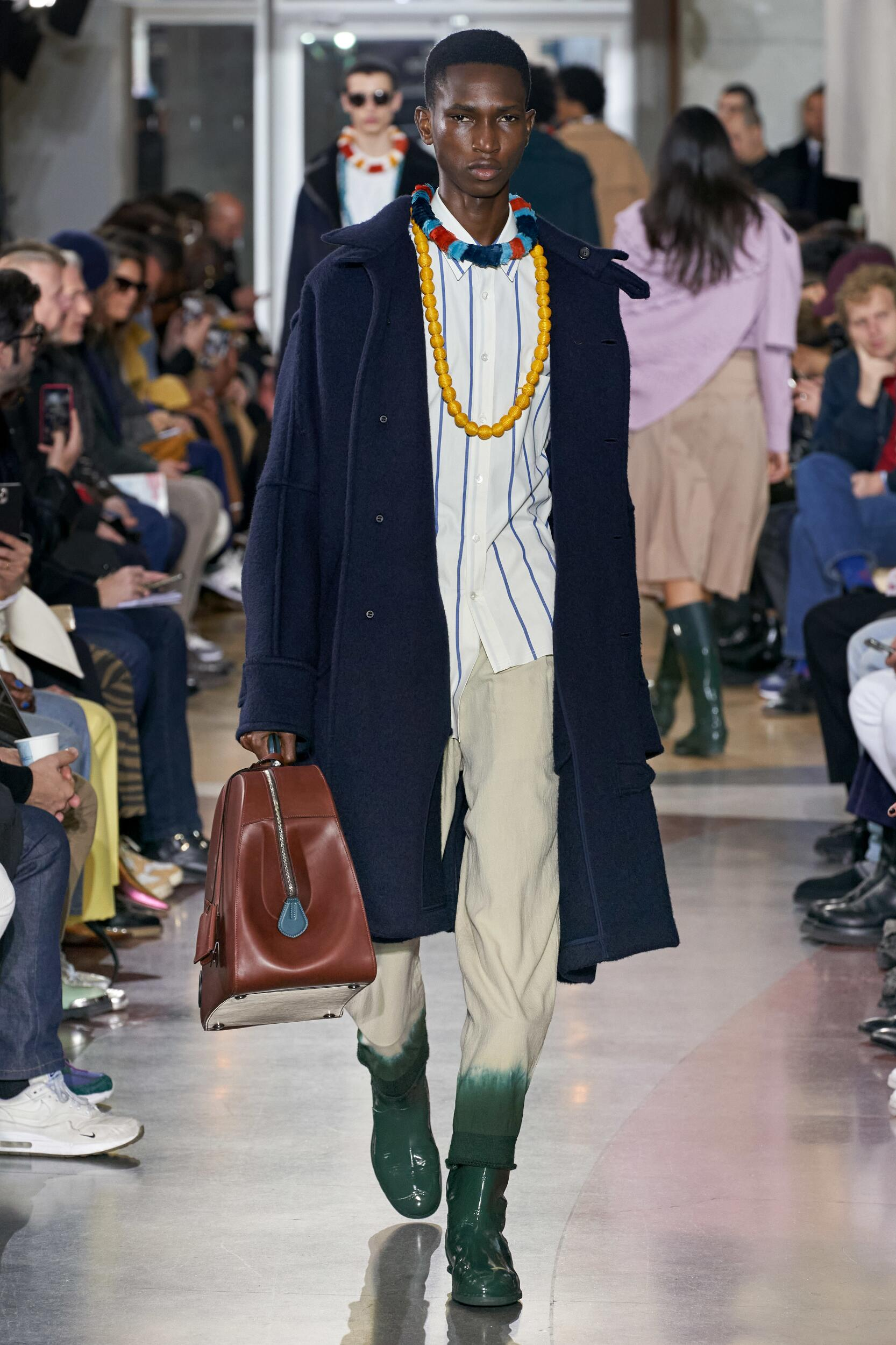 Lanvin Fall Winter 2020 Mens Collection Paris Fashion Week