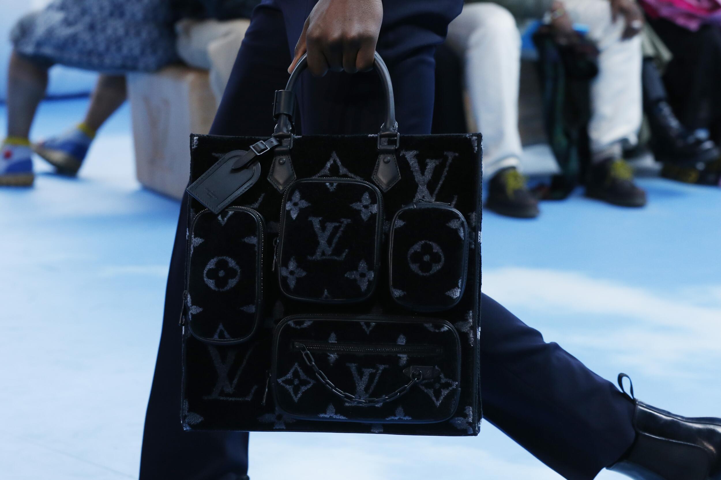 Louis Vuitton Bag 2020-21 Menswear