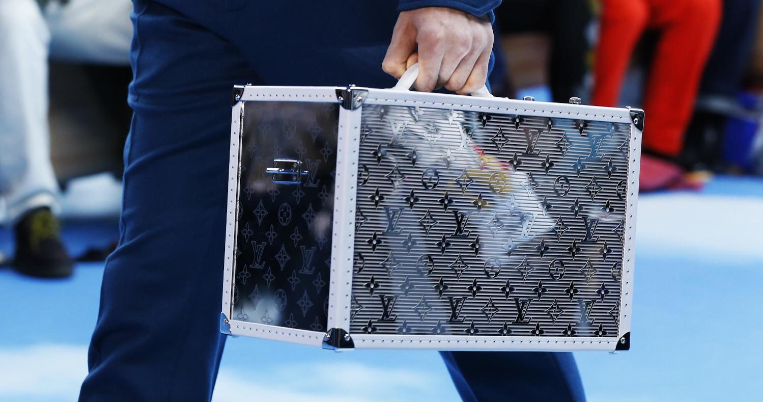 Louis Vuitton Fashion Show 2020 Paris