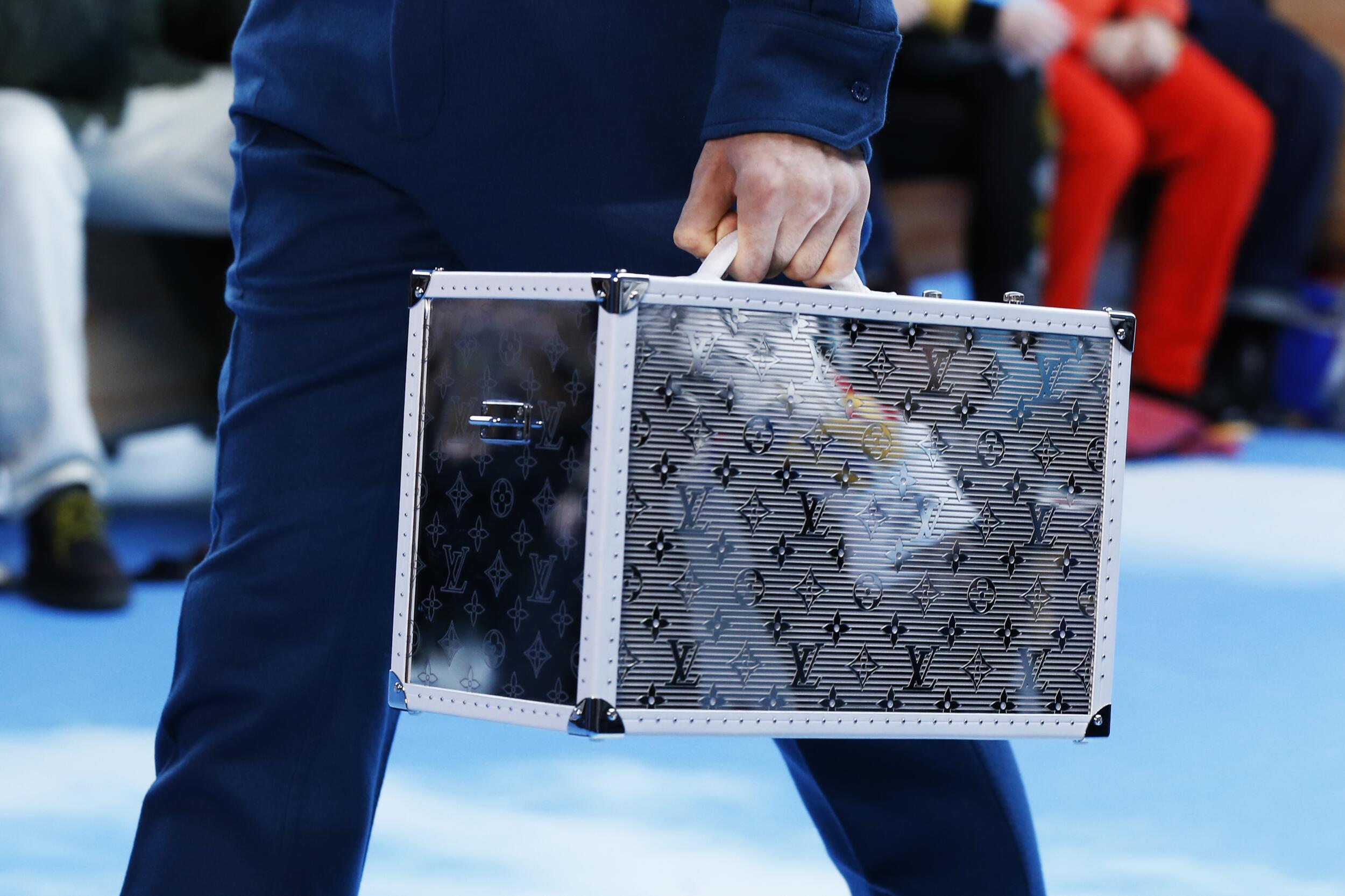 Louis Vuitton Bag Winter 2020 Collection Paris Fashion Week
