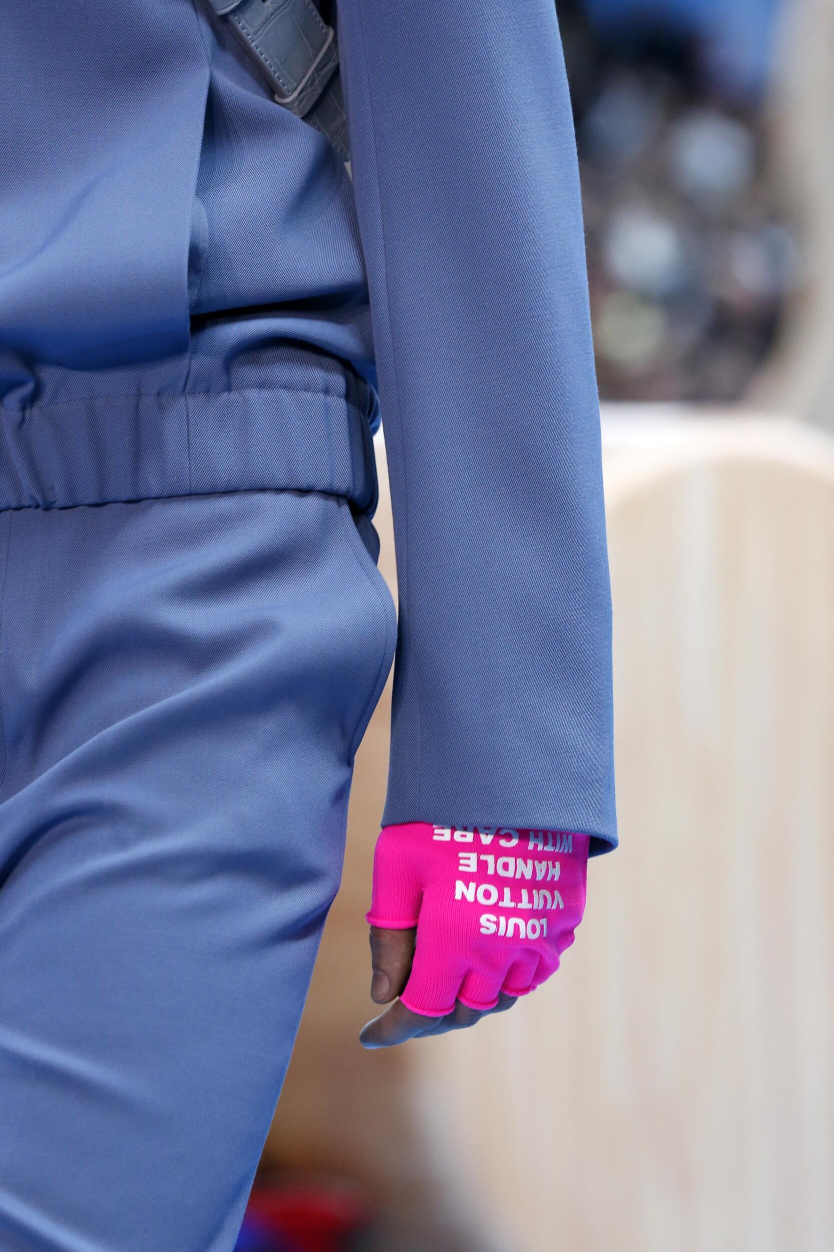 Louis Vuitton Fall Menswear 2020 Detail