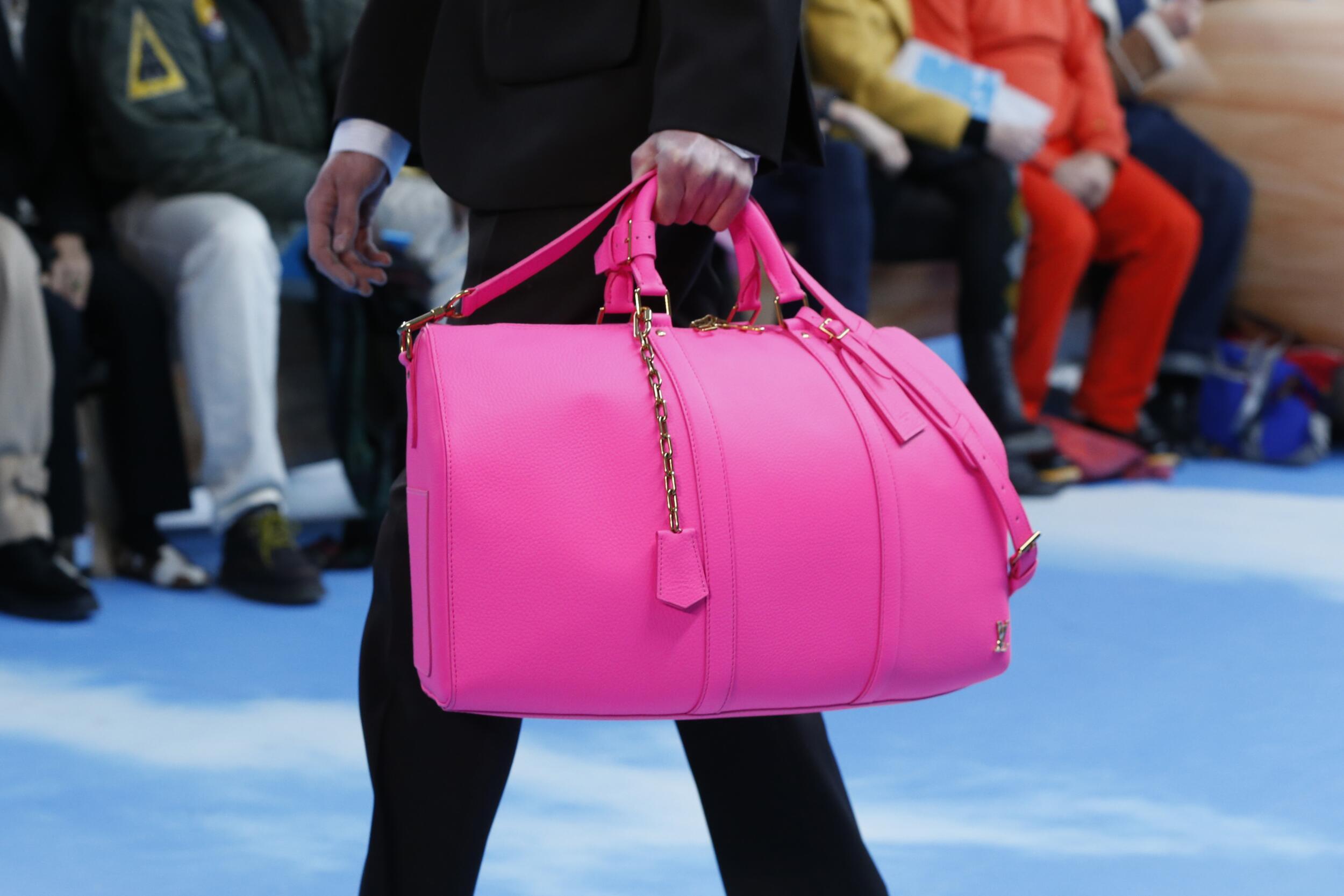 Louis Vuitton Fall Winter 2020 Bag