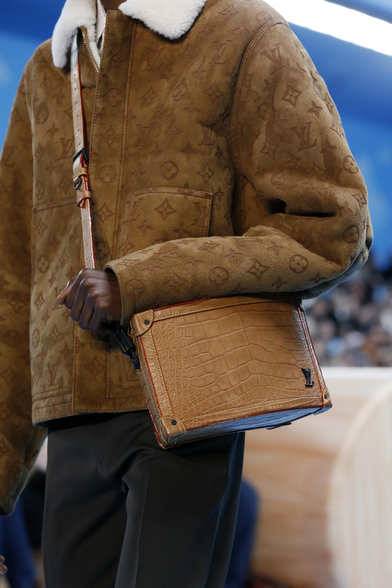 Louis Vuitton Handbag Detail 2020