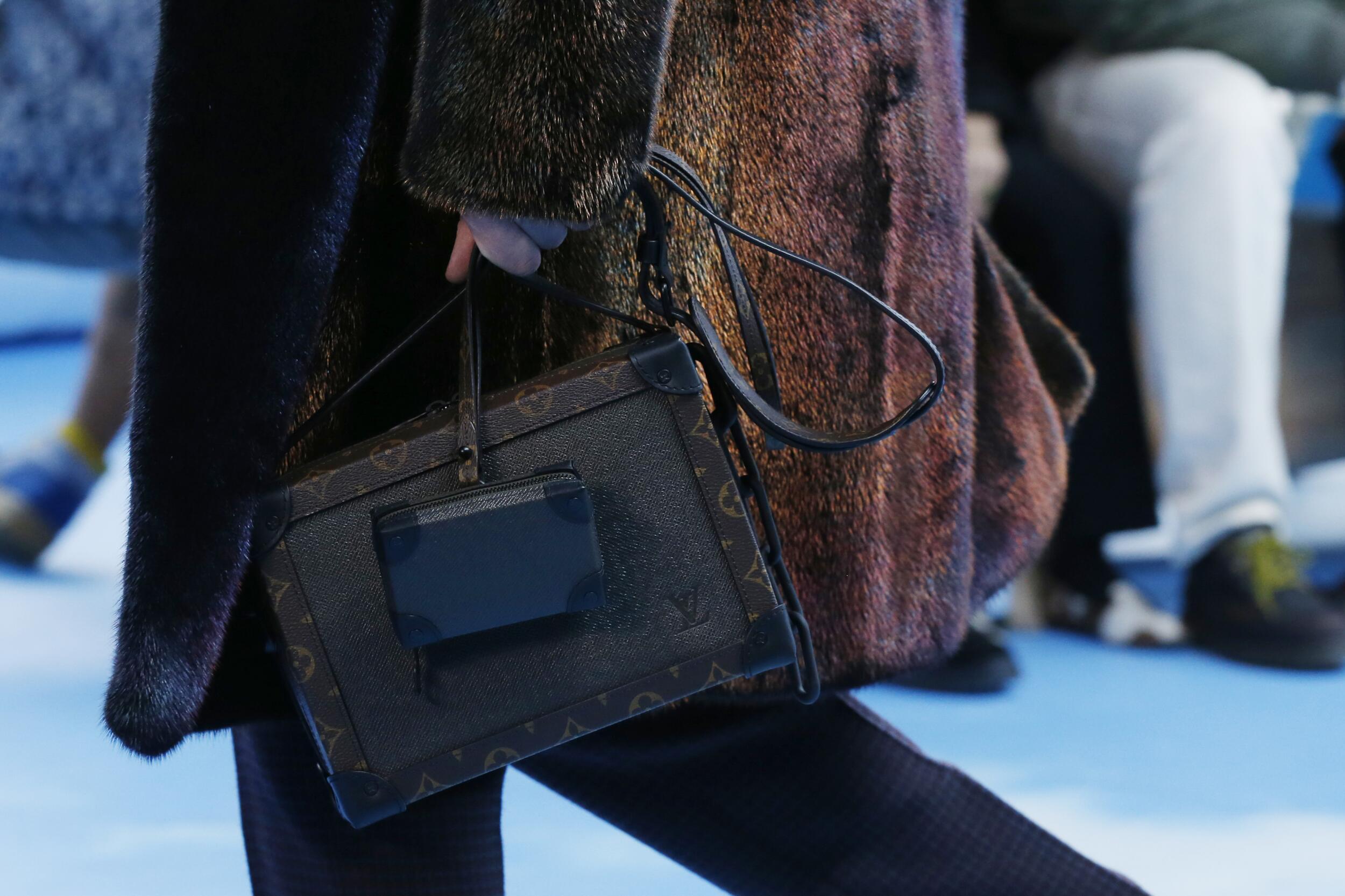Louis Vuitton Handbag Menswear 2020-21