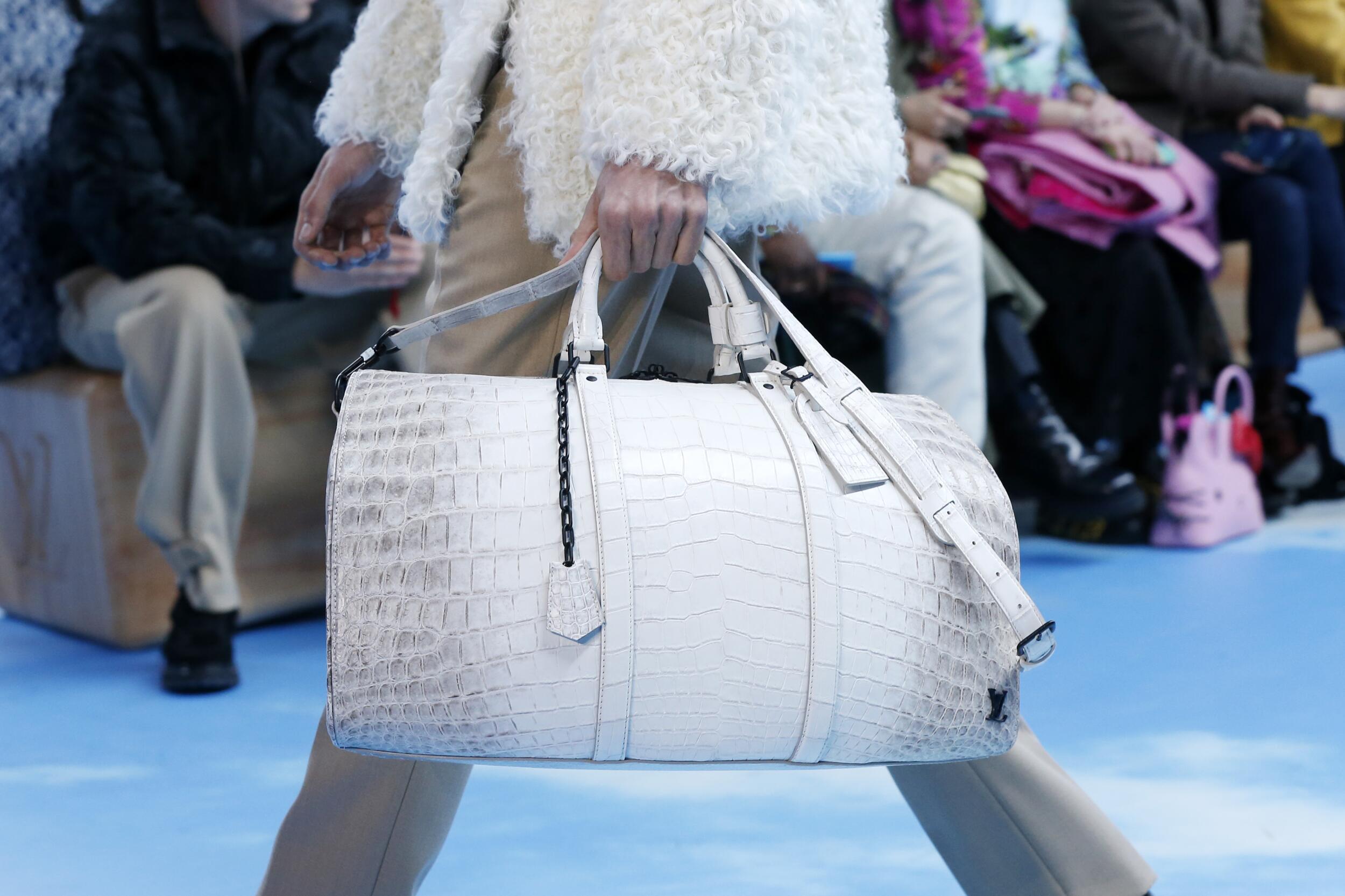 Louis Vuitton Menswear Handbag 2020-21