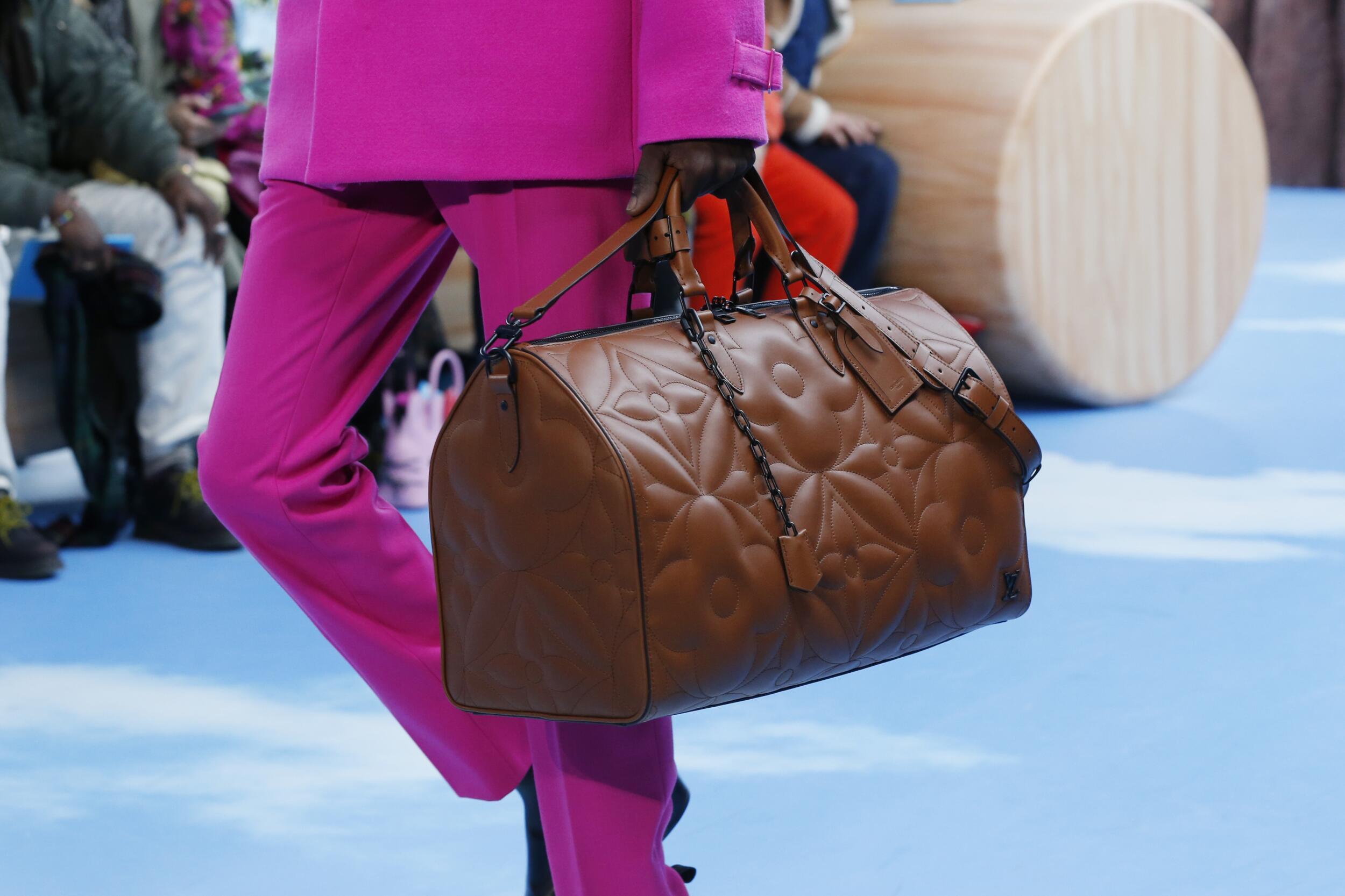 Louis Vuitton Paris Fashion Week Bag