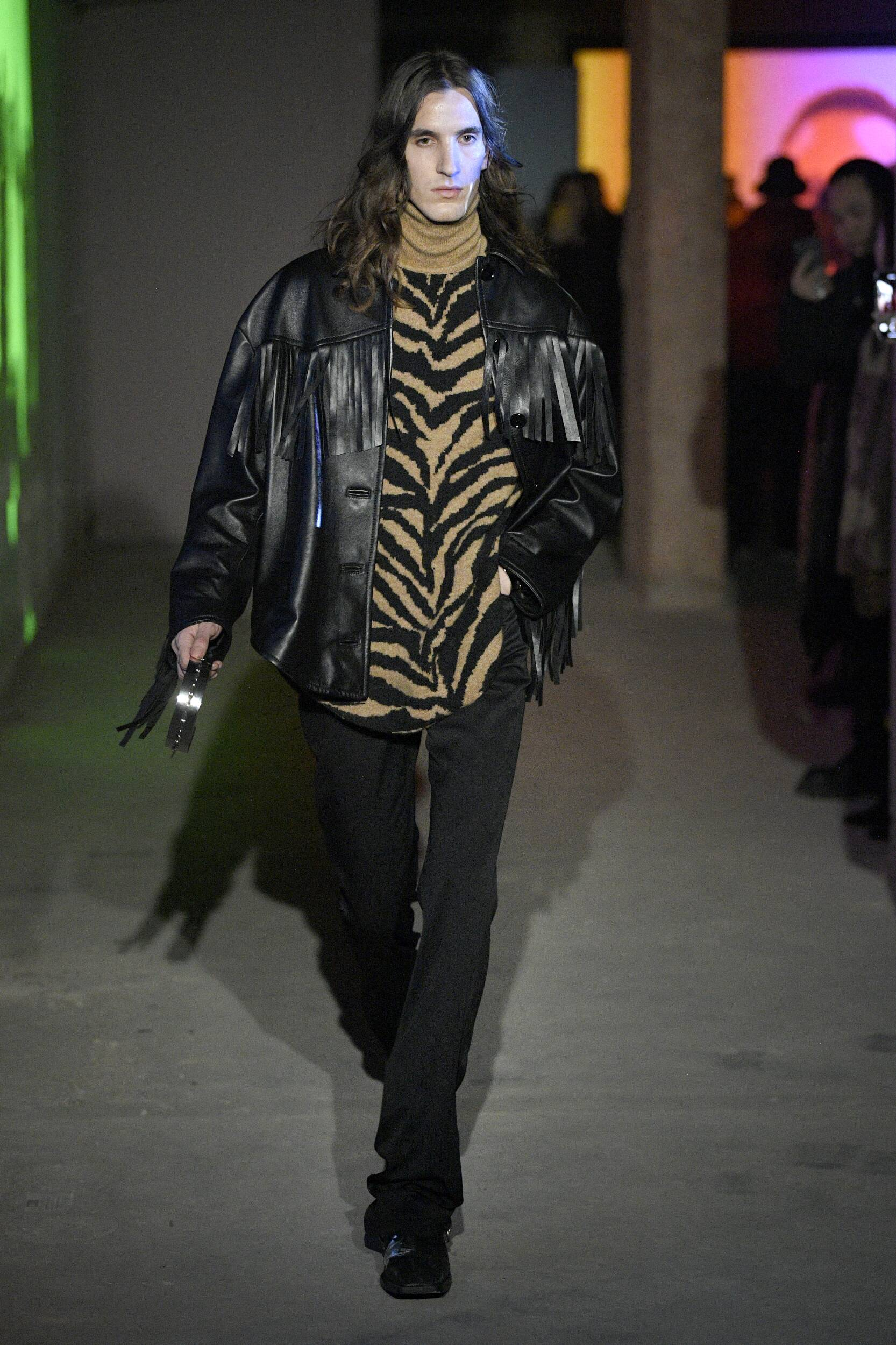 MM6 Maison Margiela Fall Winter 2020 Mens Collection London Fashion Week