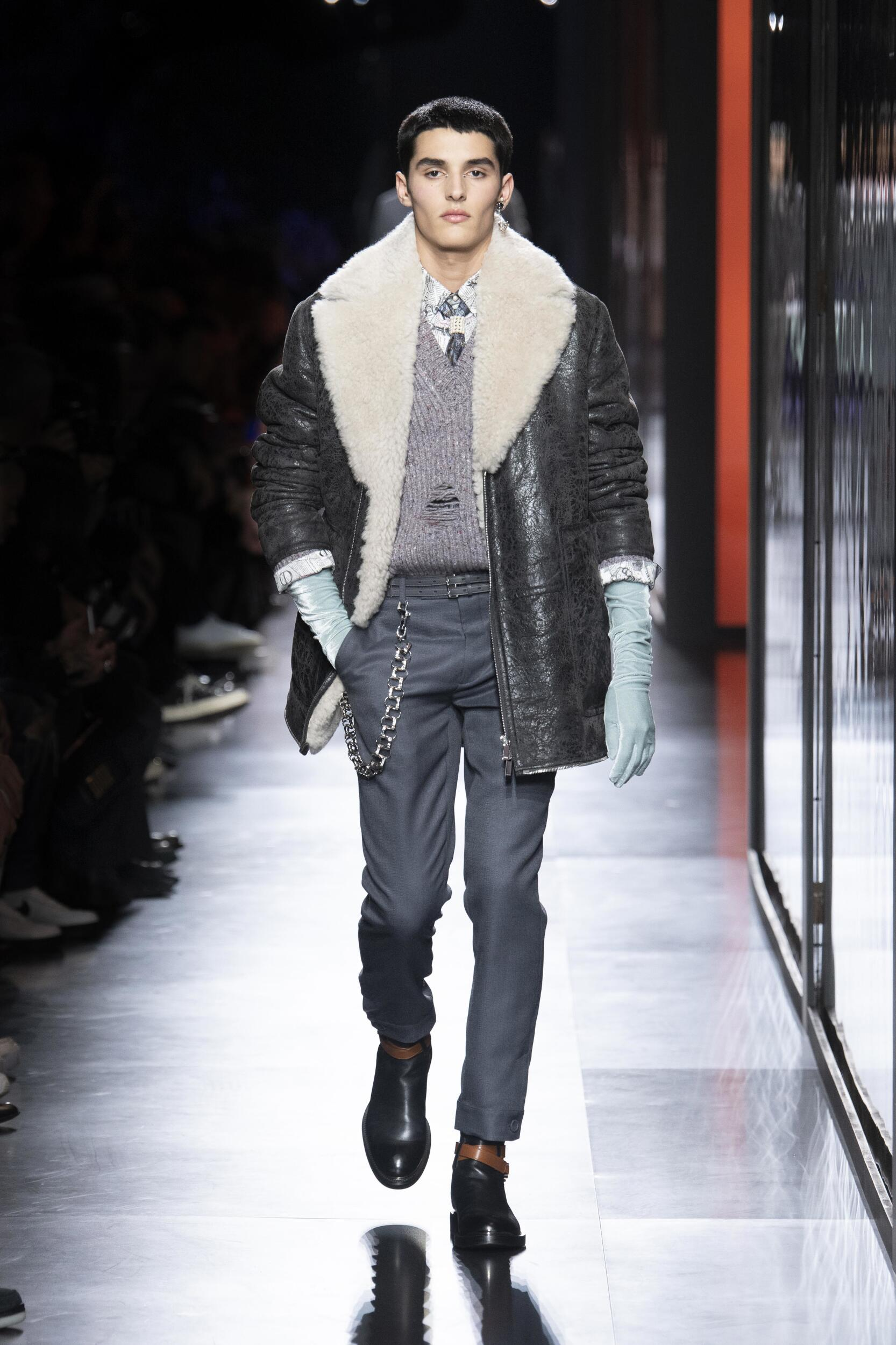 Man FW 2020 Dior
