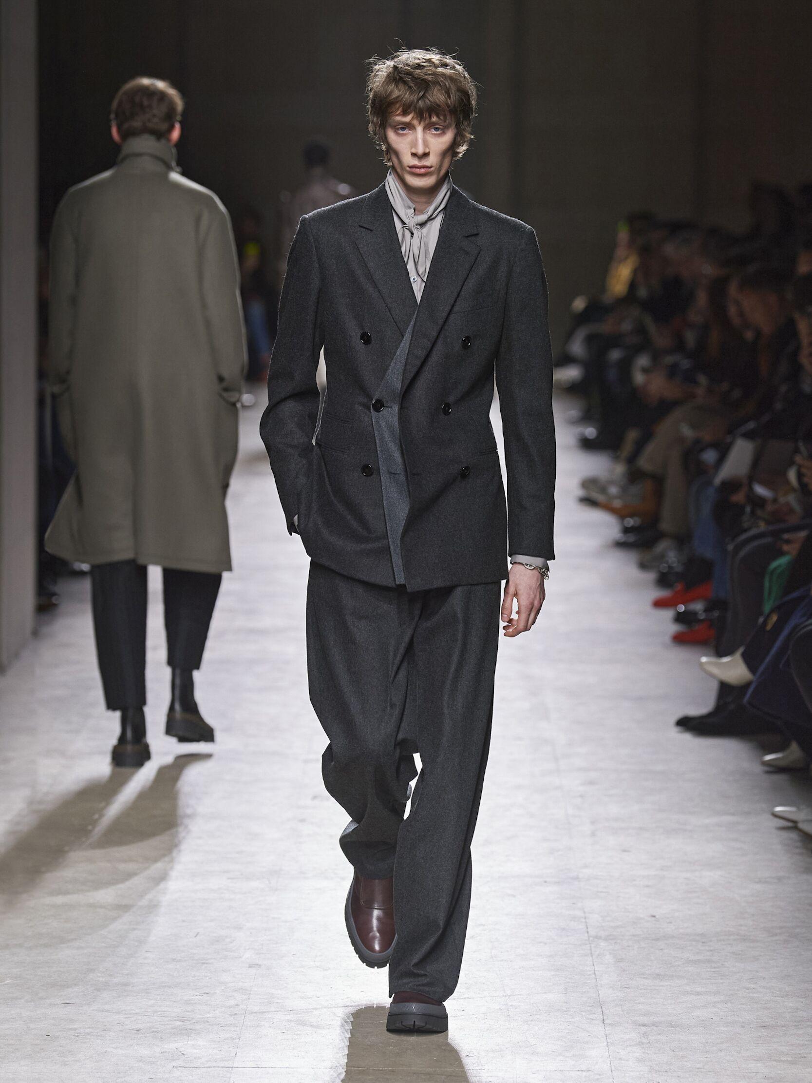 Man FW 2020 Hermès