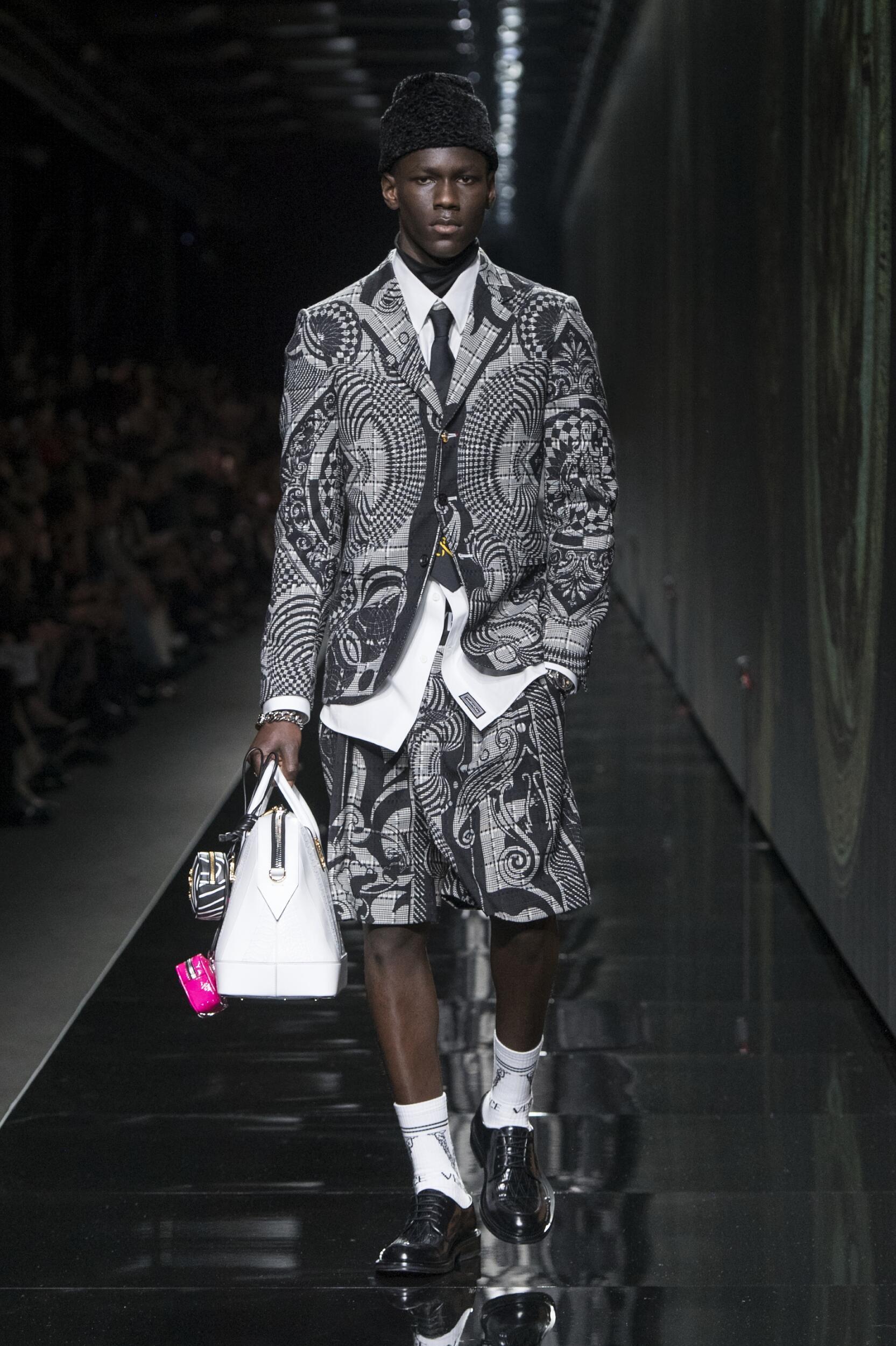 Man Fashion 2020 Womens Style Versace