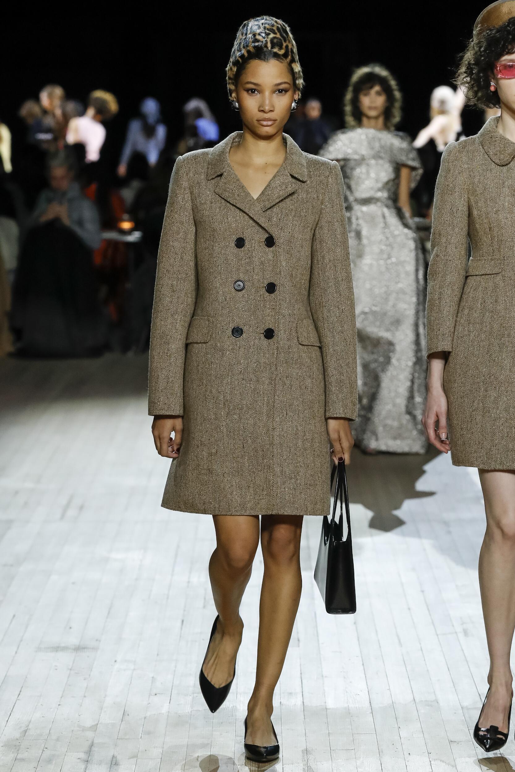 Marc Jacobs 2020 New York Trends Womenswear