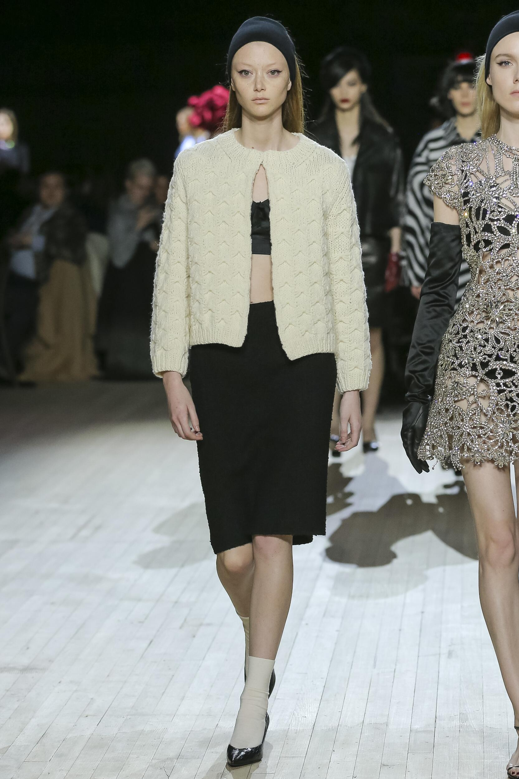 Marc Jacobs New York Fashion Week