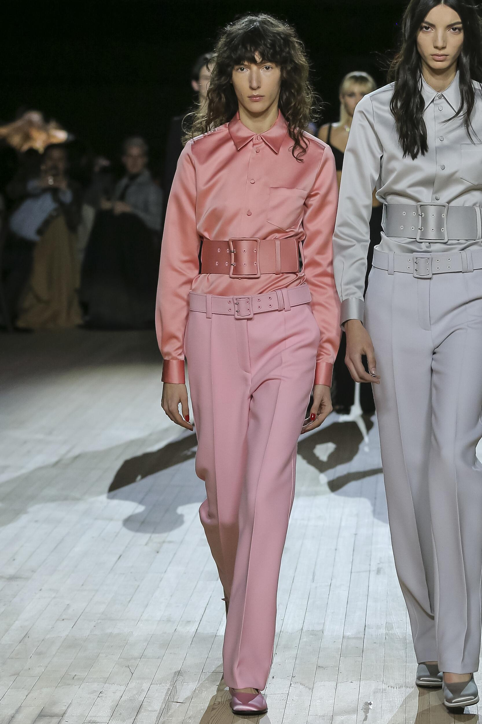 Marc Jacobs Woman 2020 New York Trends