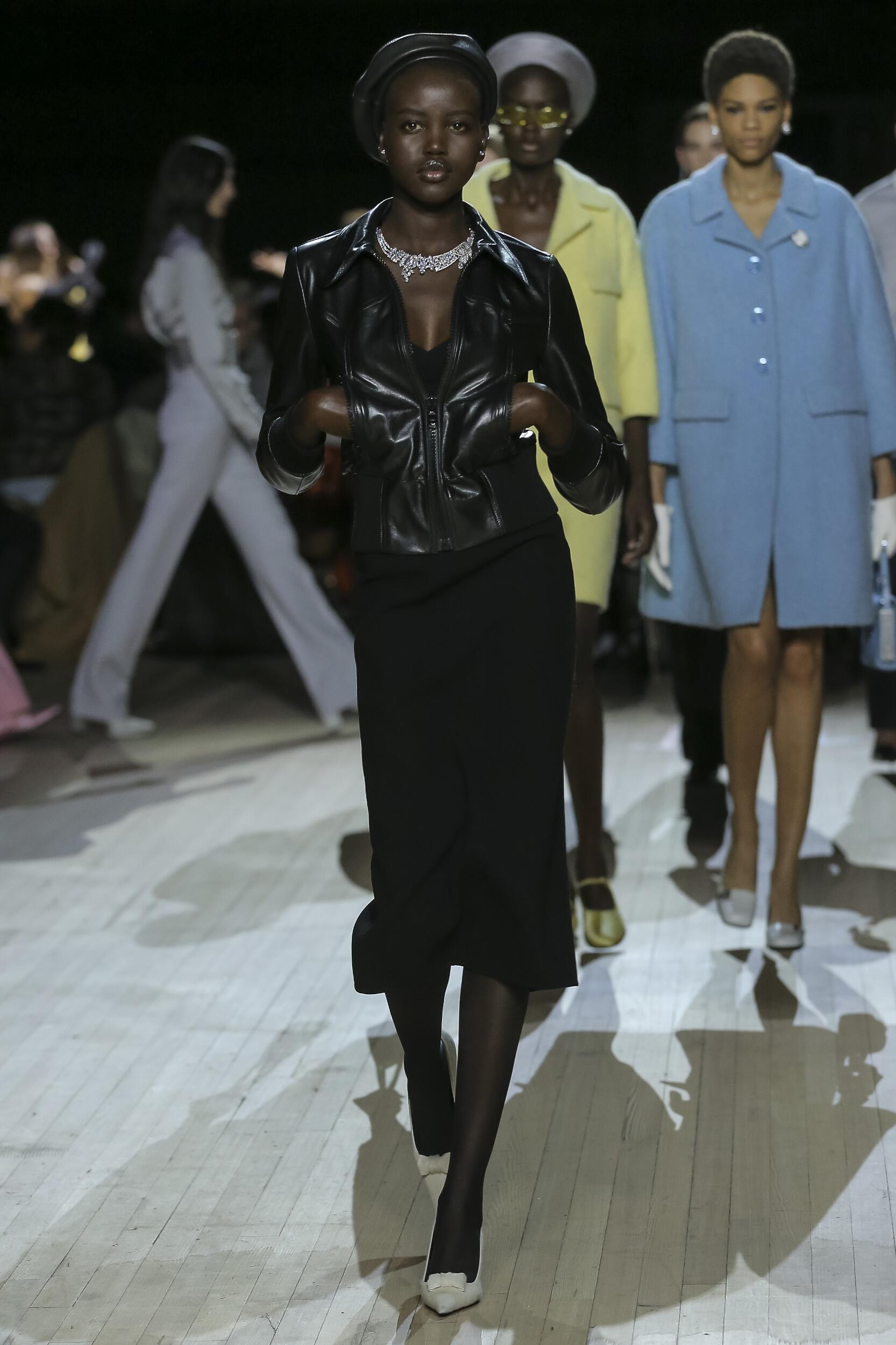 Marc Jacobs Womenswear Collection Trends Winter