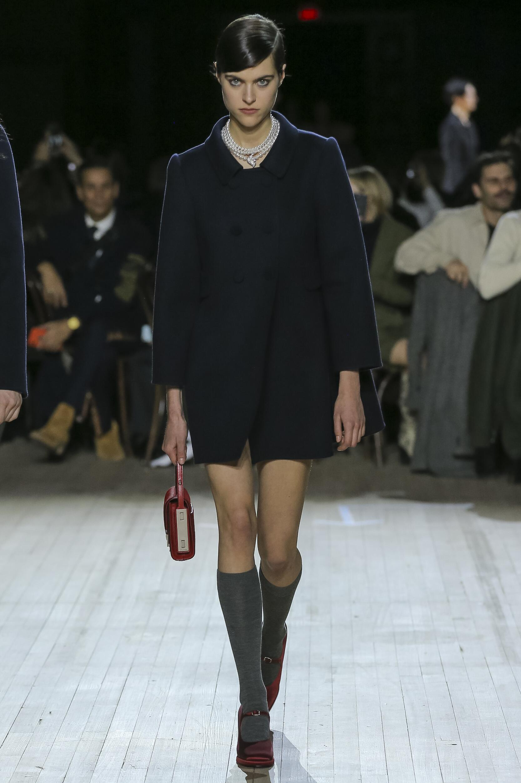 Marc Jacobs Womenswear Collection Trends