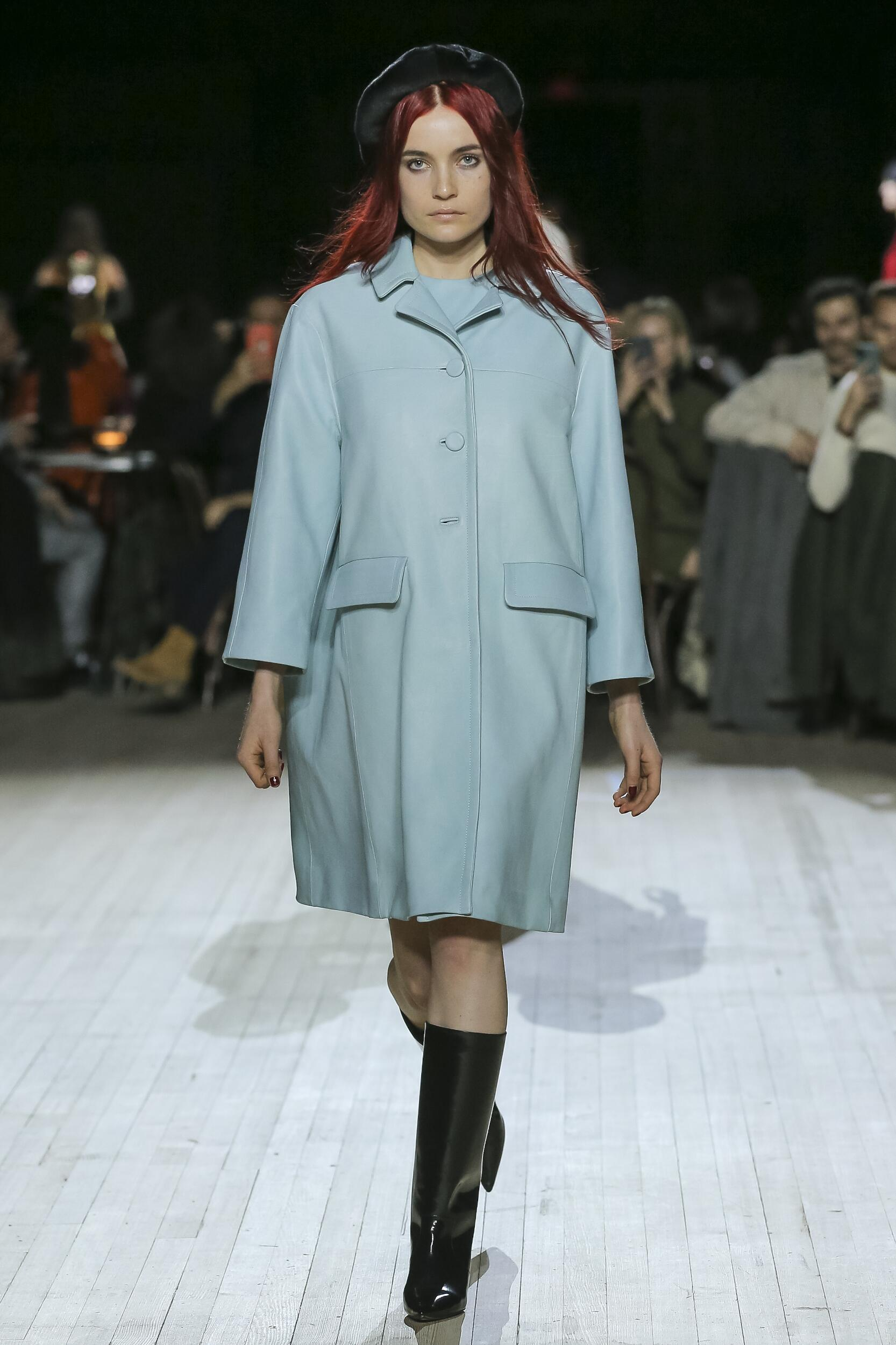 Marc Jacobs Womenswear Fashion Show