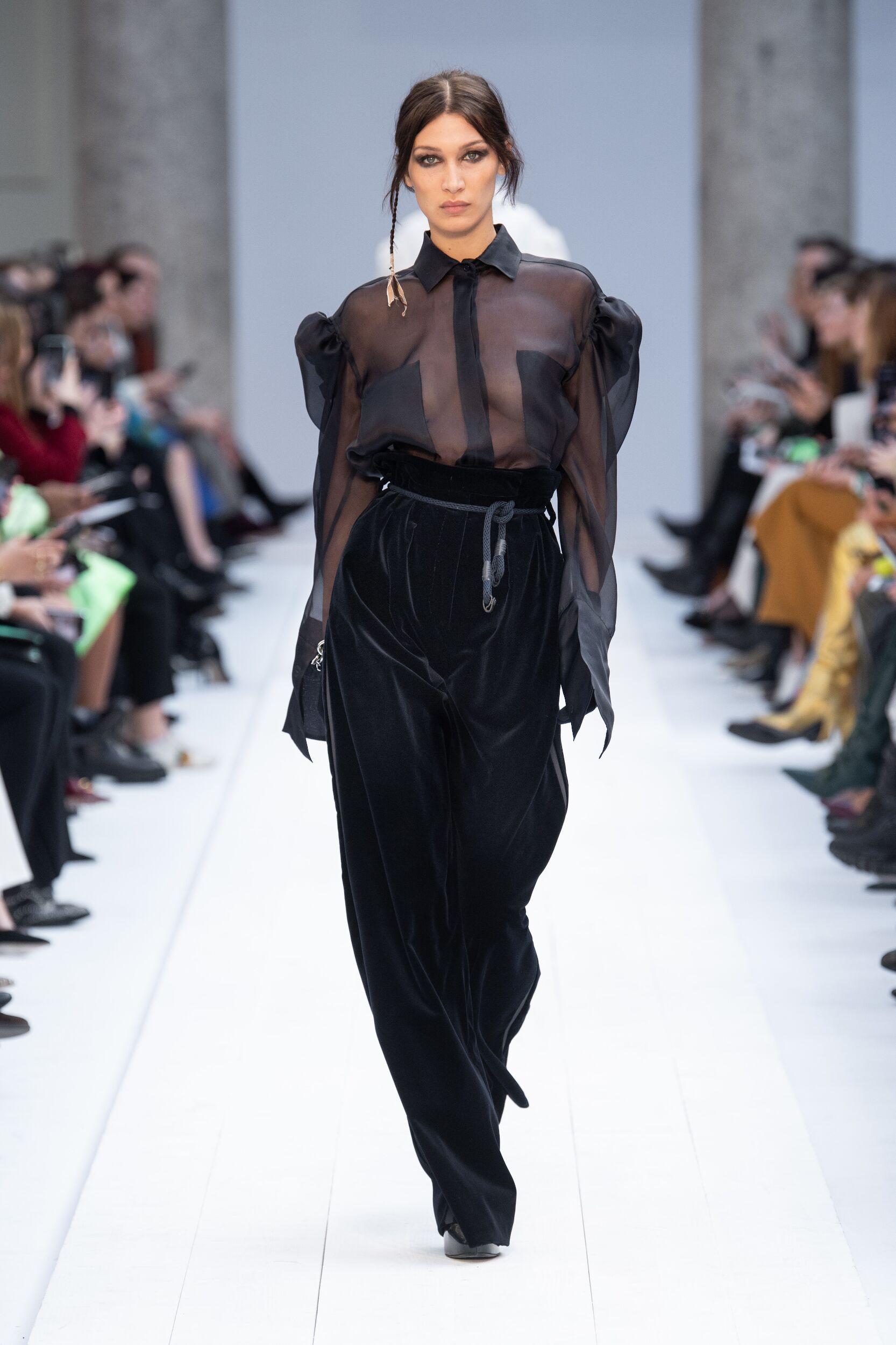 Max Mara 2020 Milan Women Trends