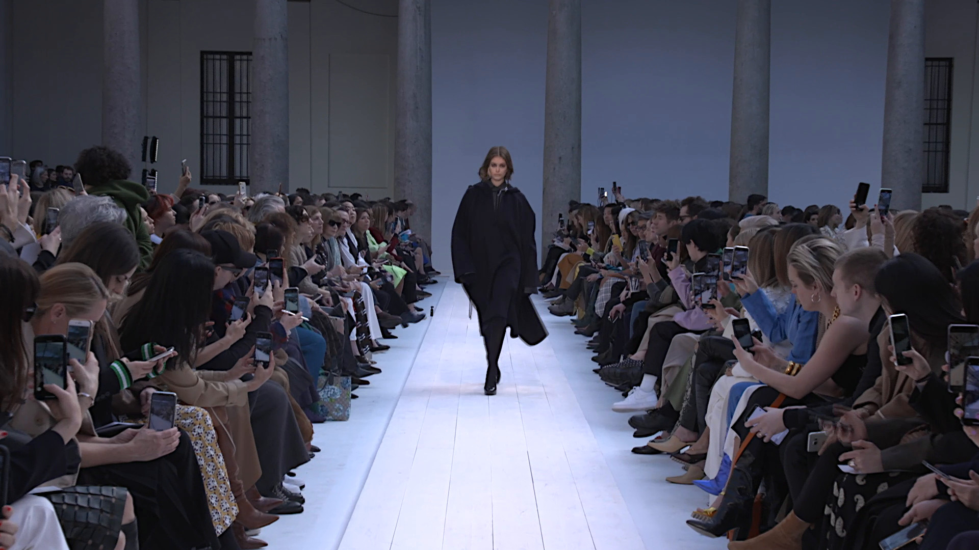 Max Mara Fall Winter 2020 Women's Fashion Show - Milan Fashion Week