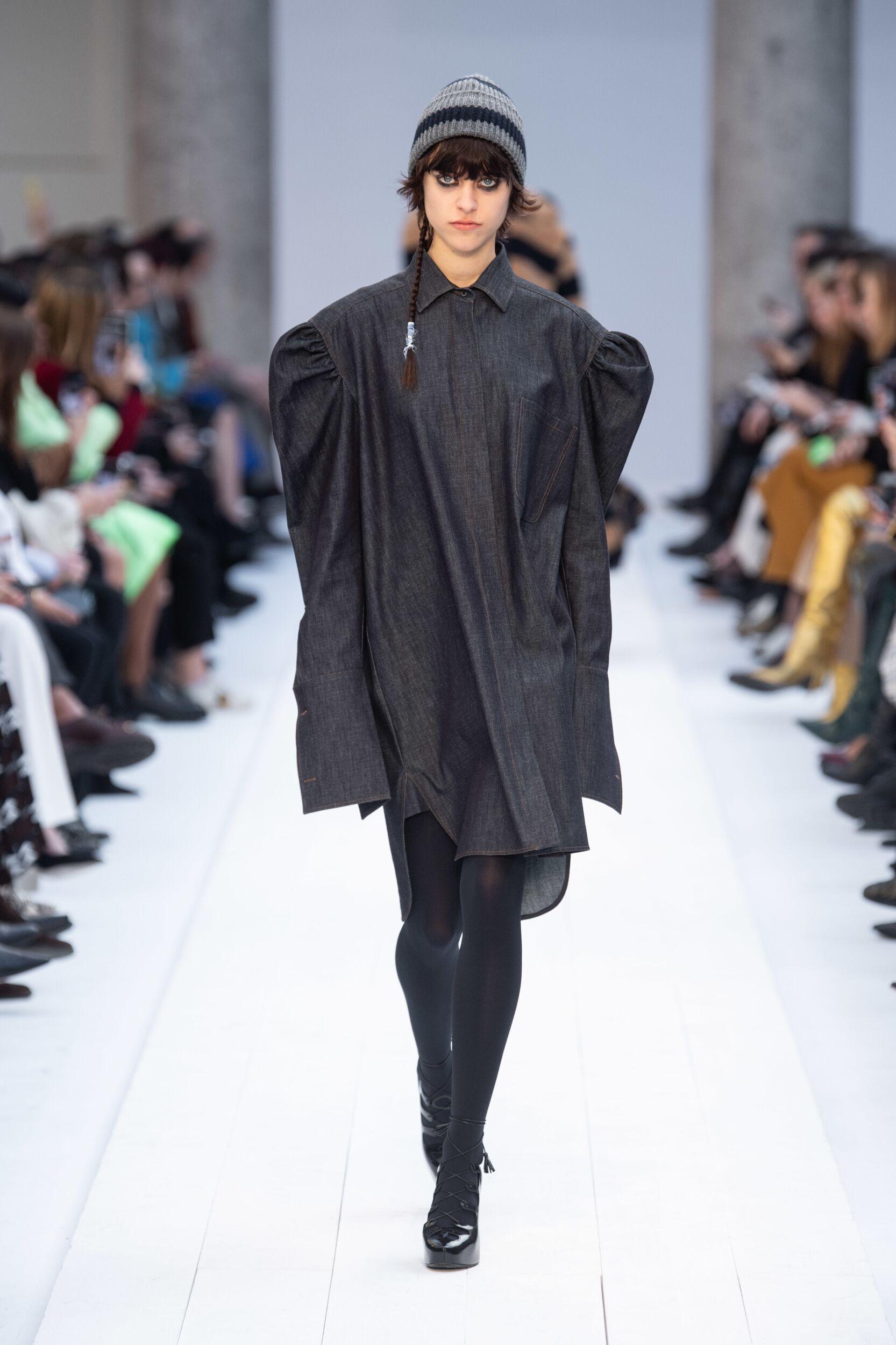 Max Mara Fall Winter 2020 Womens Collection Milan Fashion Week