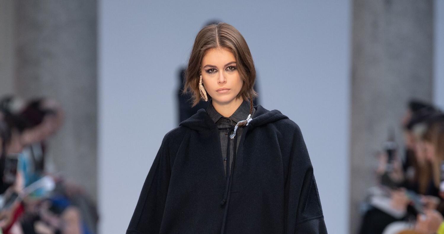 Max Mara Fashion Show FW 2020 Milan