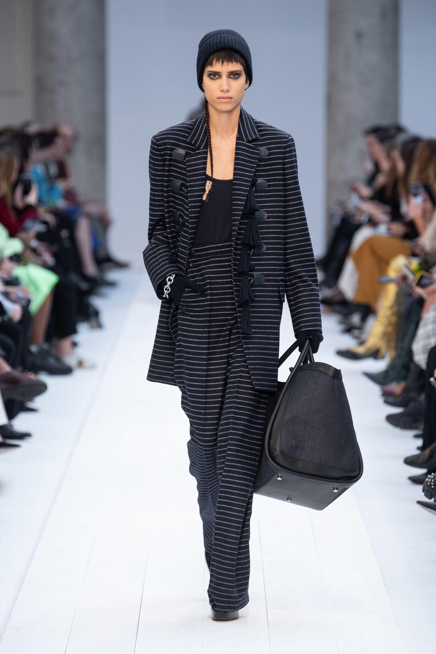 Max Mara Milan Fashion Week Womenswear Trends