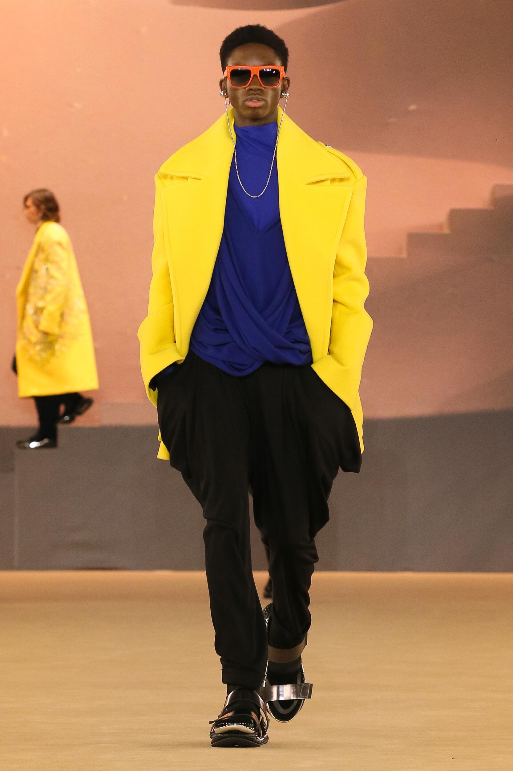 Menswear FW Balmain 2020