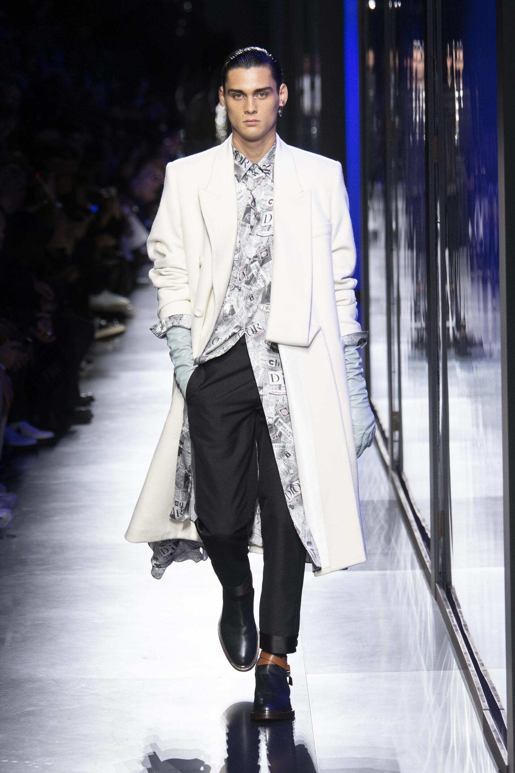 Menswear FW Dior 2020