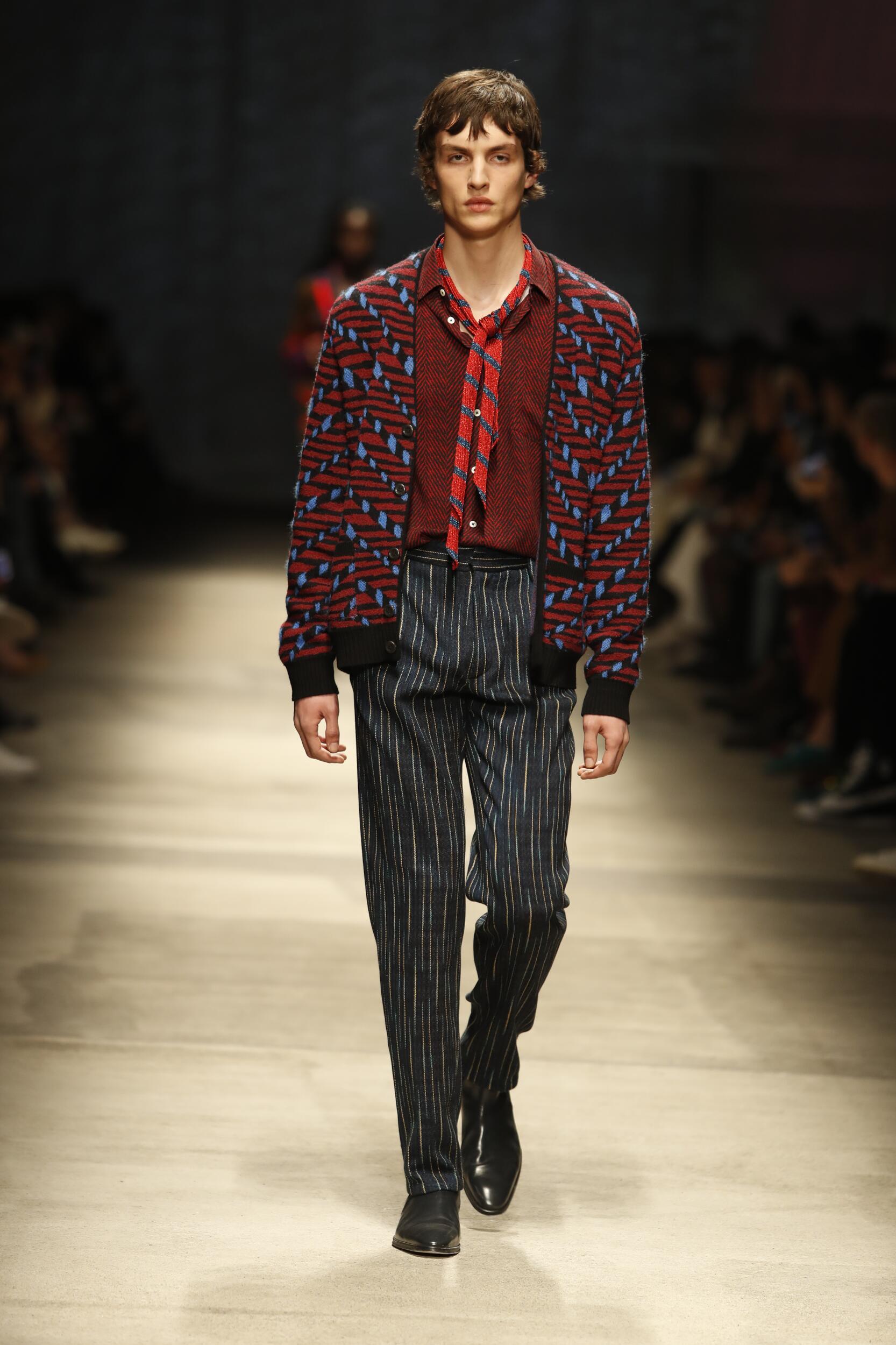 Menswear FW Missoni 2020
